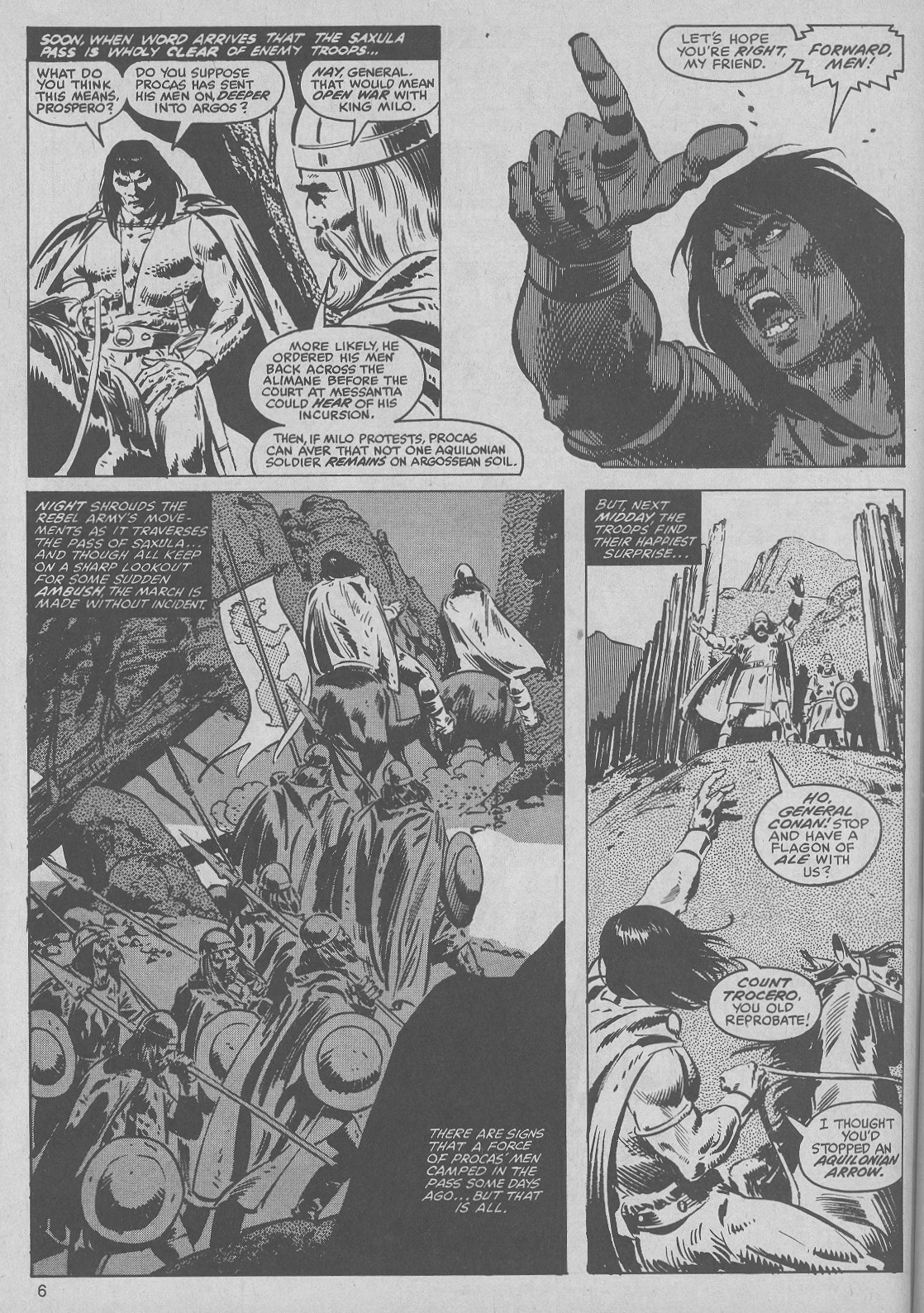 The Savage Sword Of Conan Issue #50 #51 - English 6
