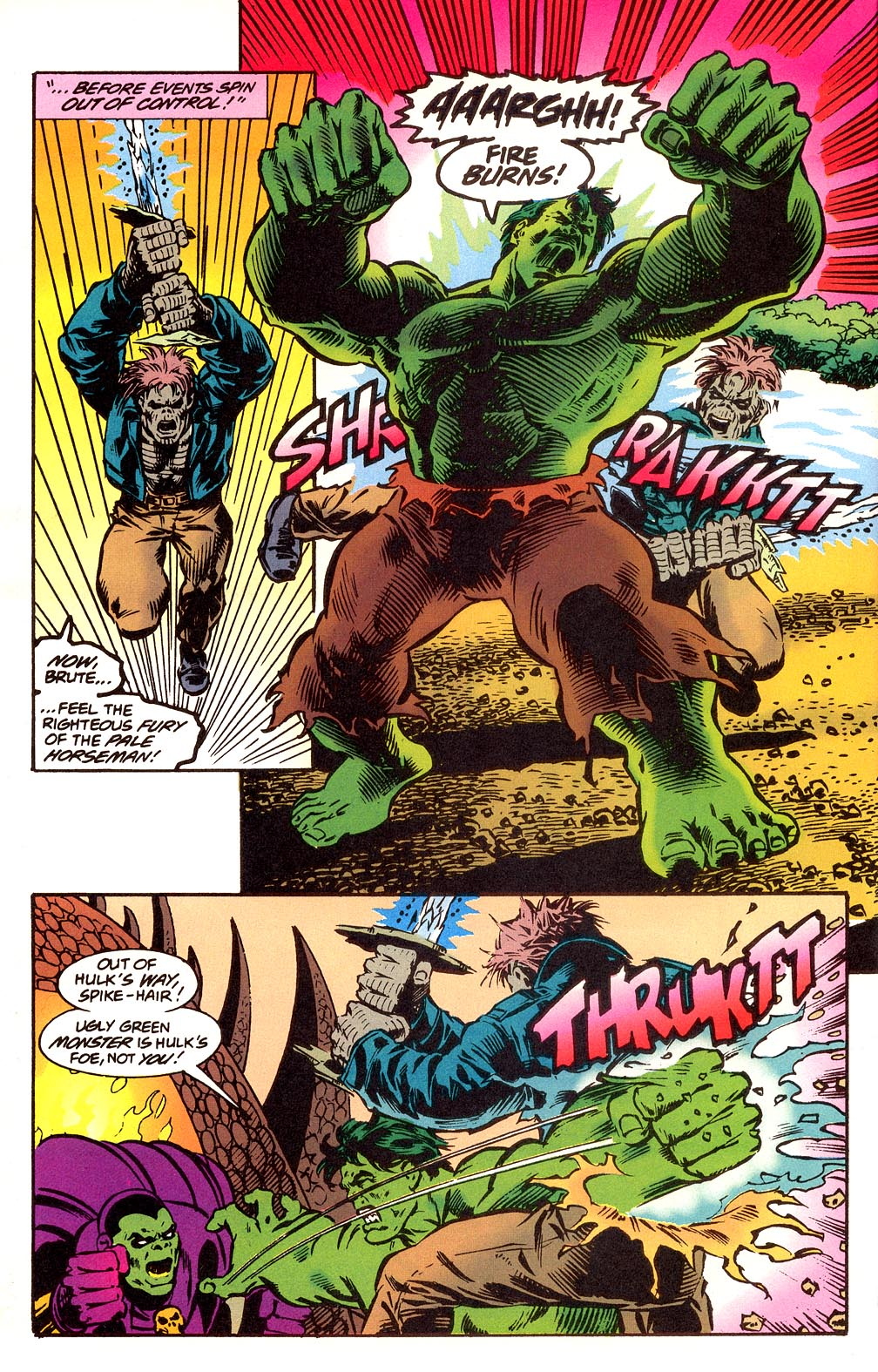 Read online Secret Defenders comic -  Issue #24 - 7