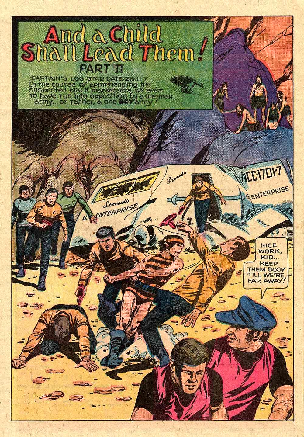 Star Trek (1967) #52 #52 - English 13