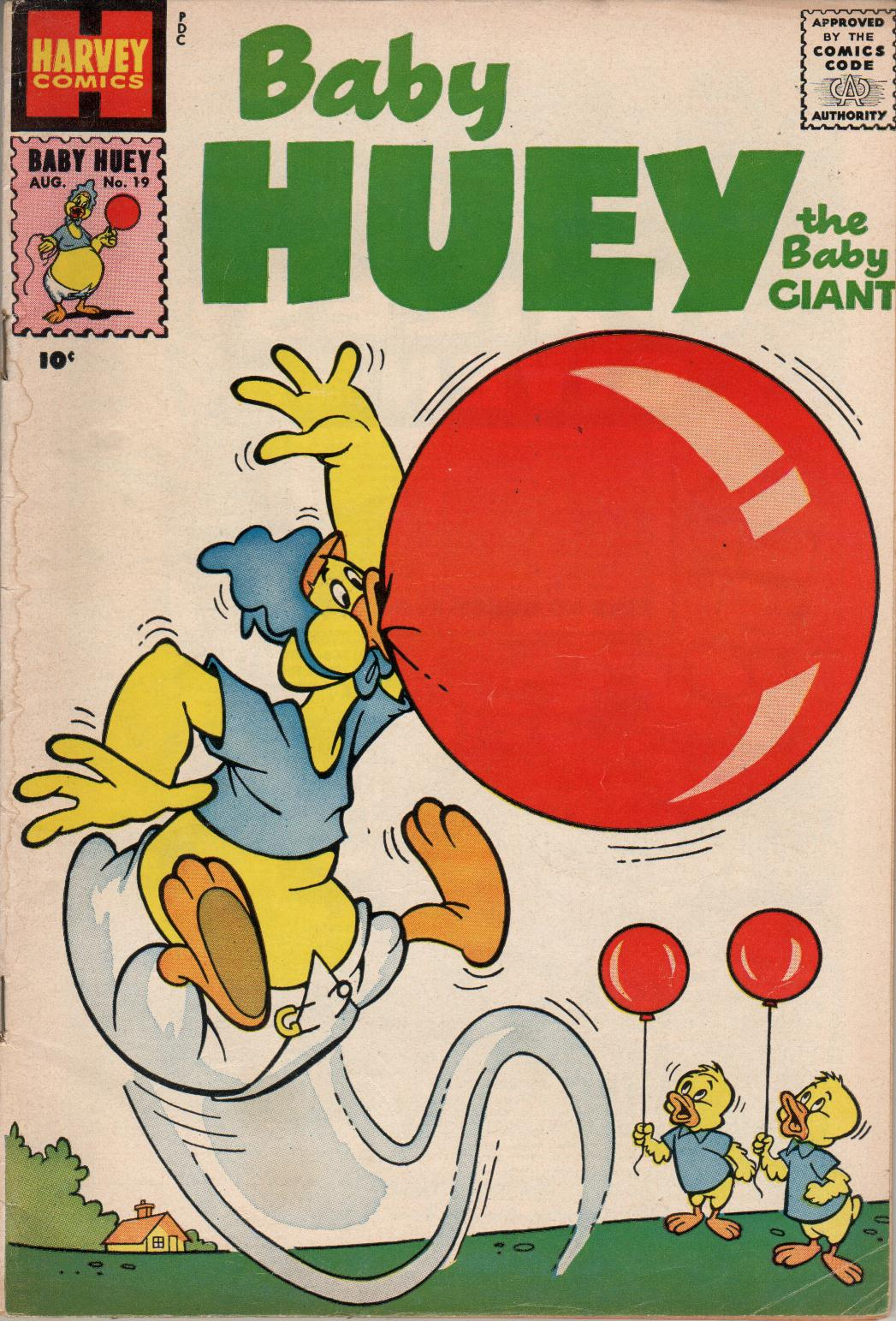 Baby Huey, the Baby Giant 19 Page 1