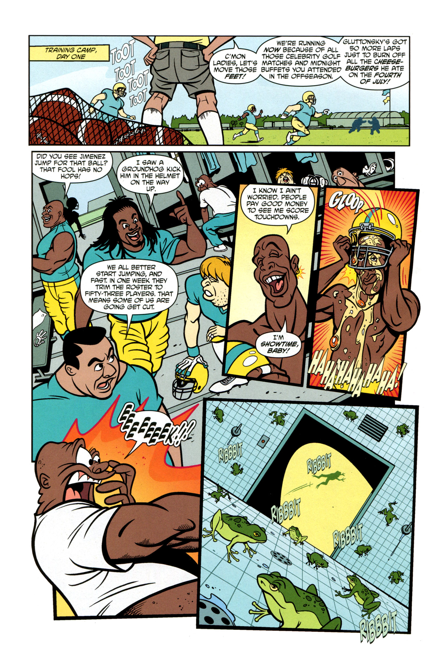Read online Scooby-Doo: Where Are You? comic -  Issue #21 - 4