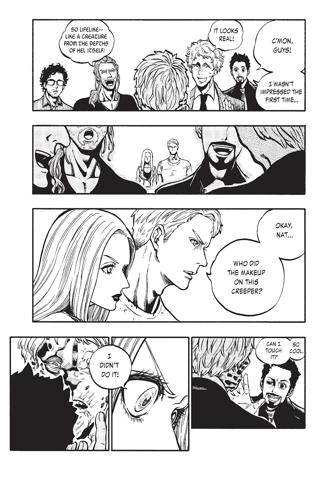 Zombies Assemble Issue #1 Page 13