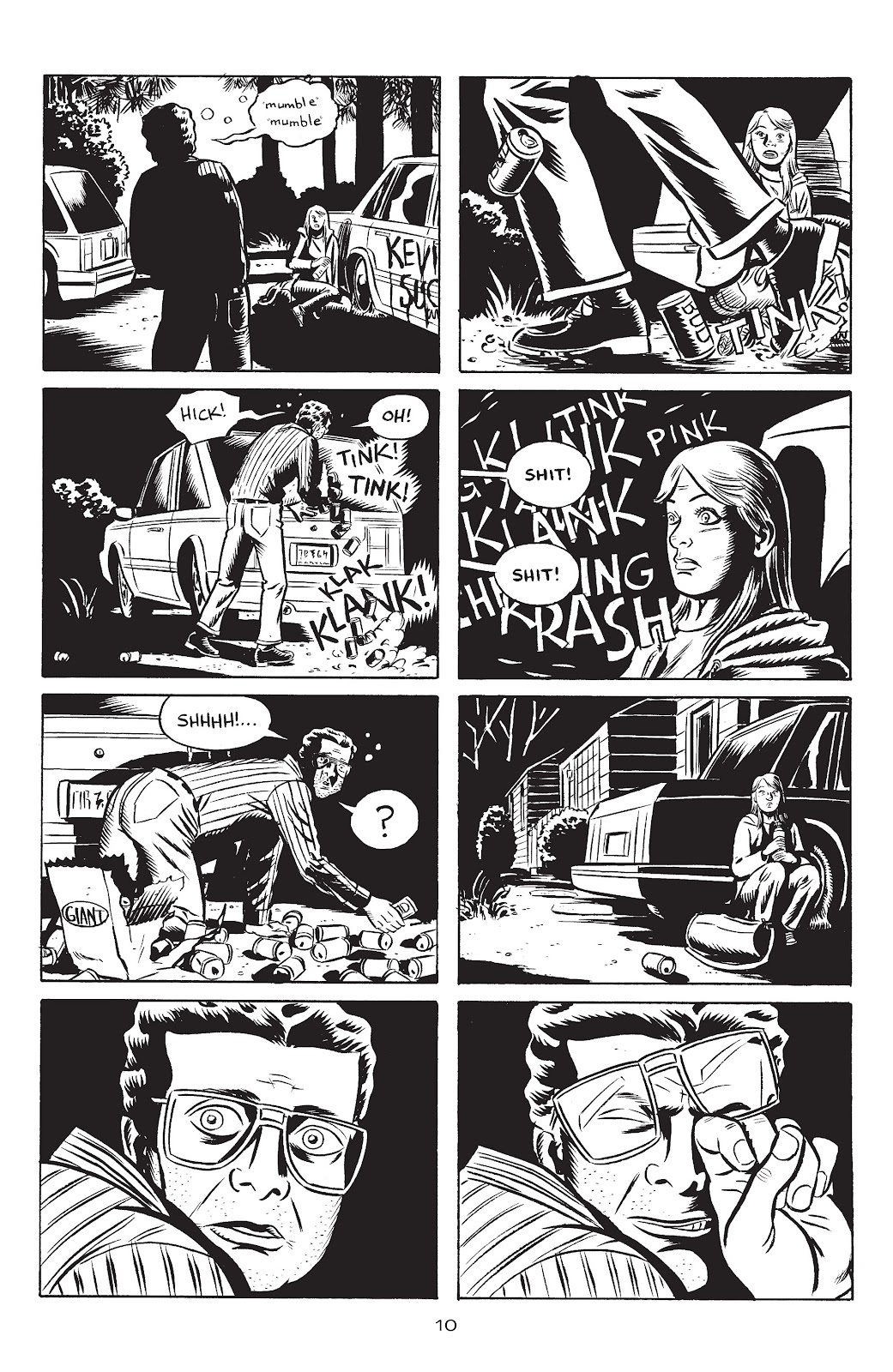 Stray Bullets Issue #33 #33 - English 12