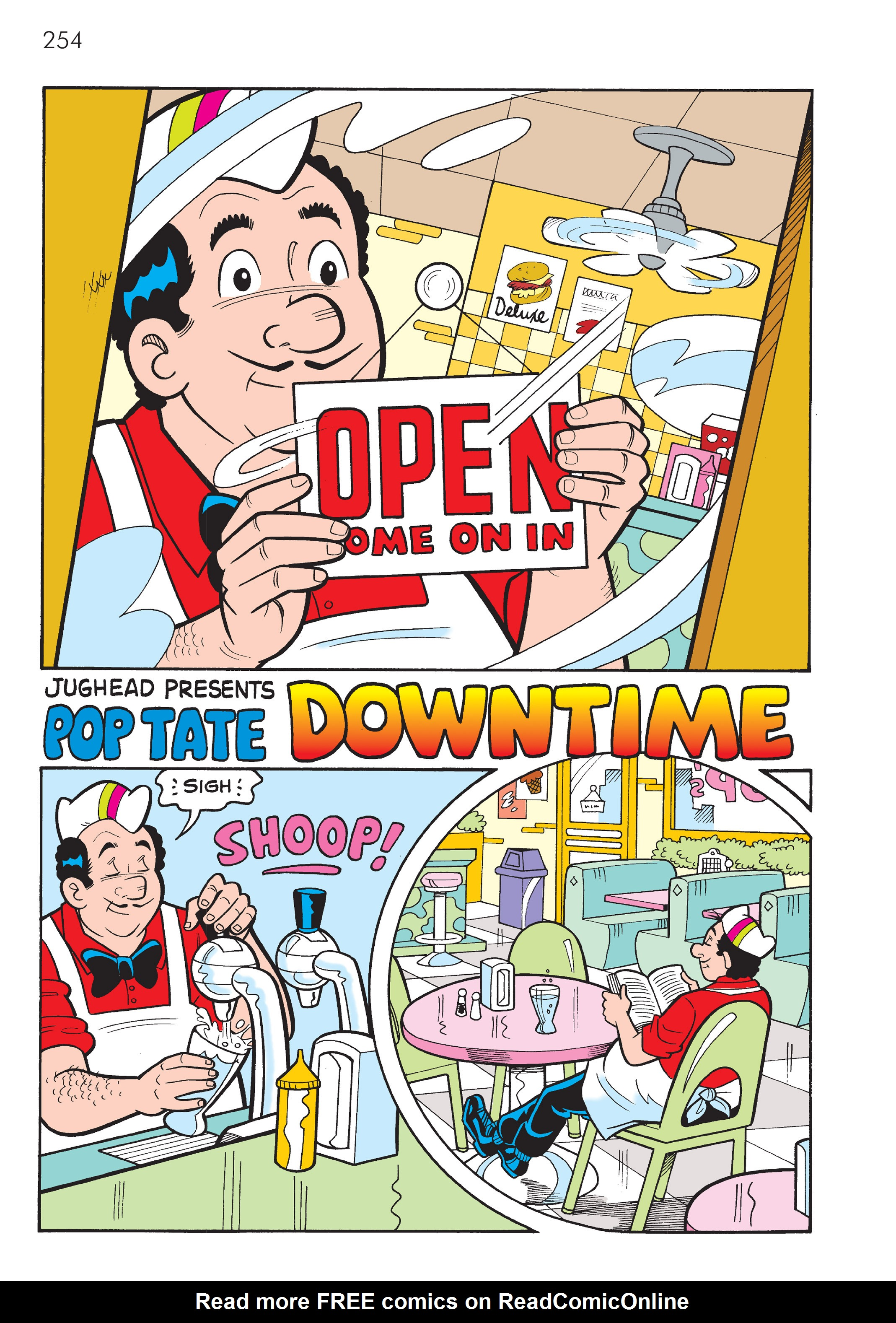 Read online The Best of Archie Comics comic -  Issue # TPB 4 (Part 2) - 44
