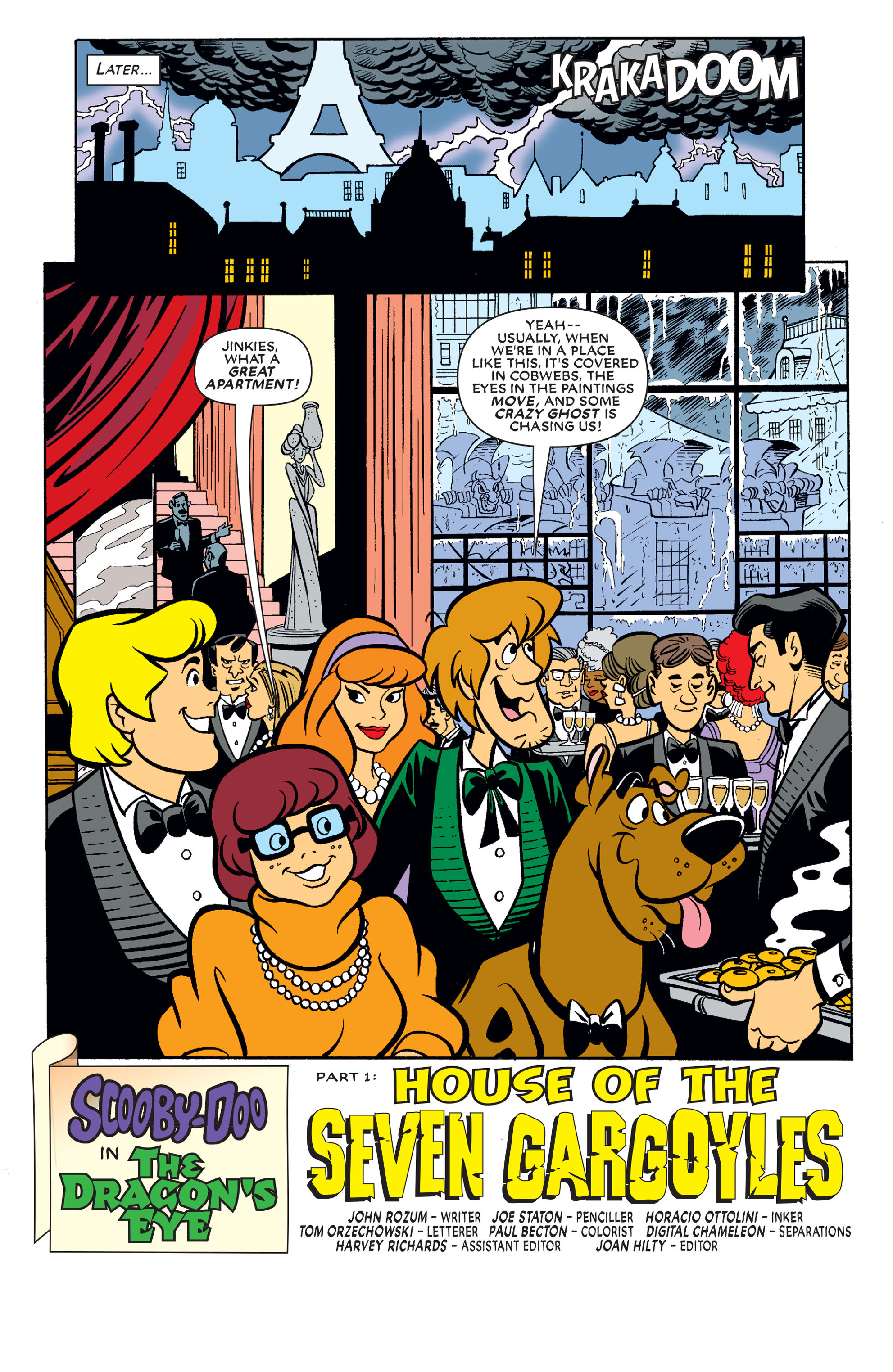 Read online Scooby-Doo (1997) comic -  Issue #60 - 4