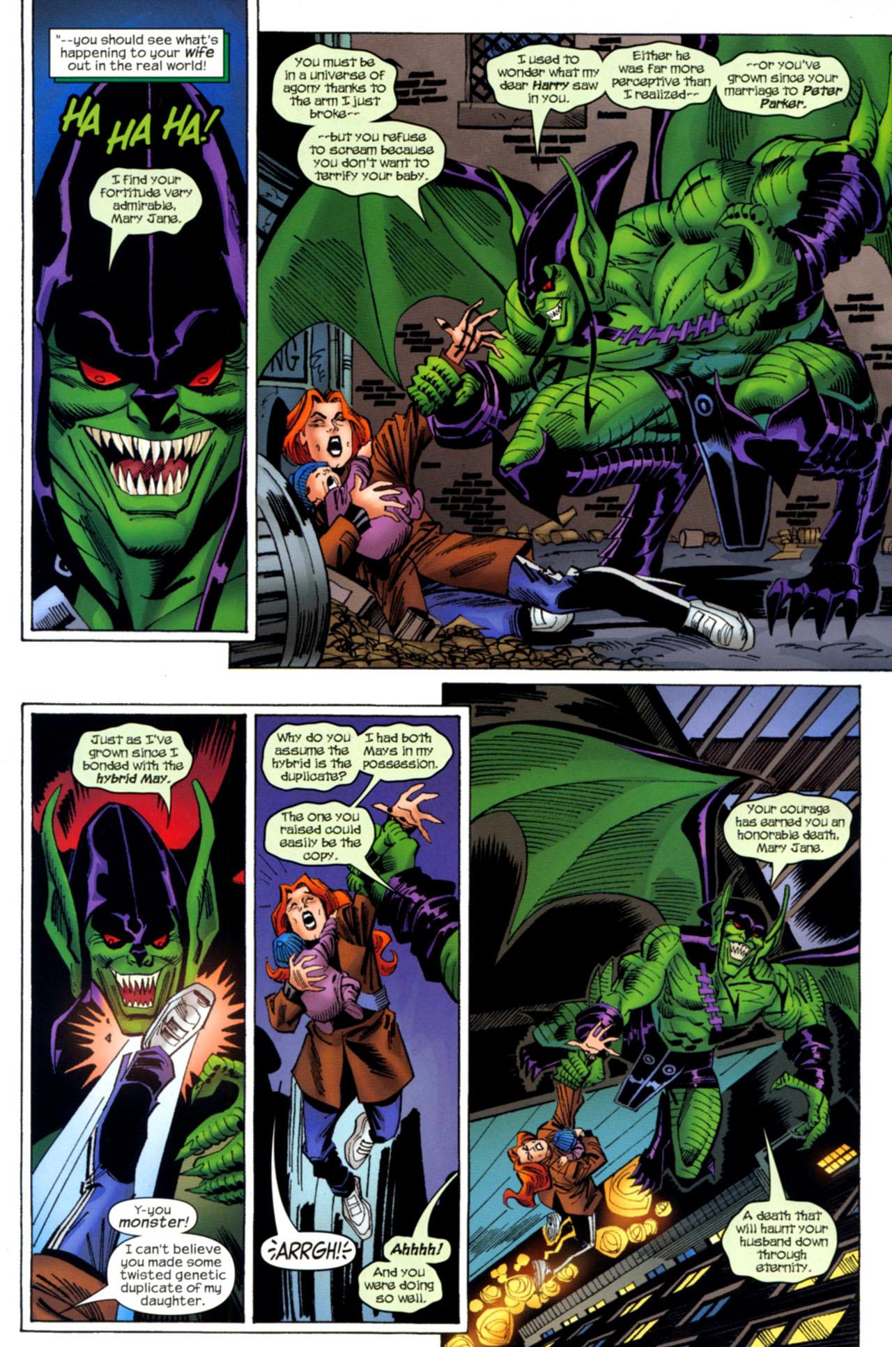 Amazing Spider-Girl #30 #31 - English 7