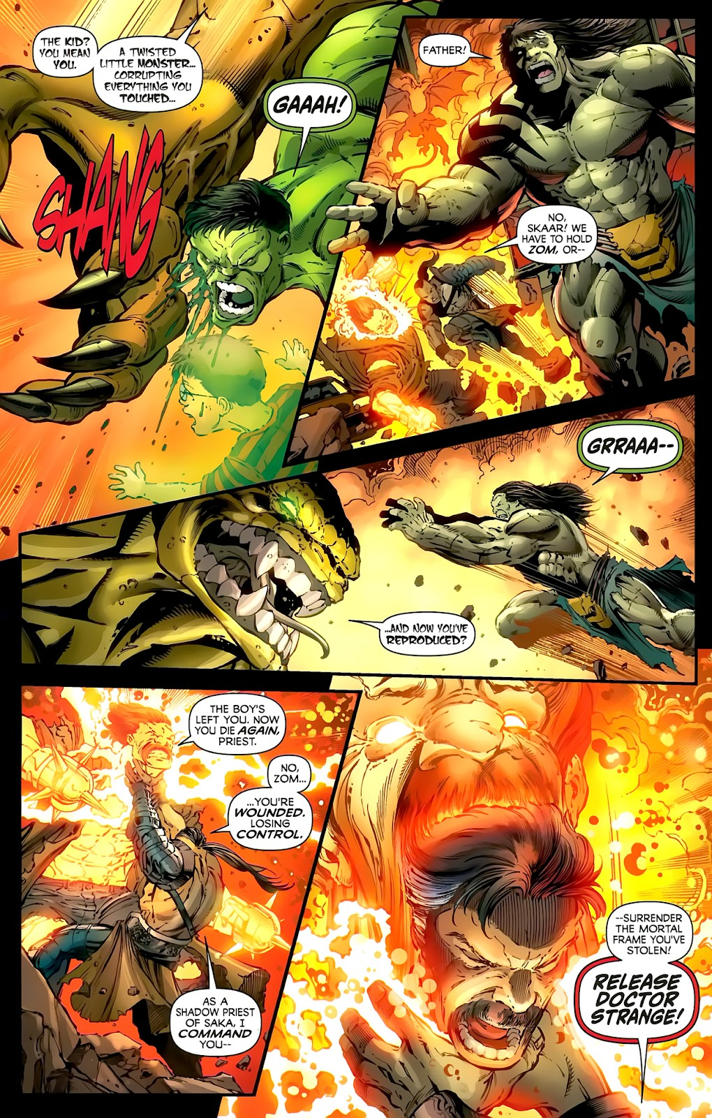 Incredible Hulks (2010) Issue #620 #10 - English 9