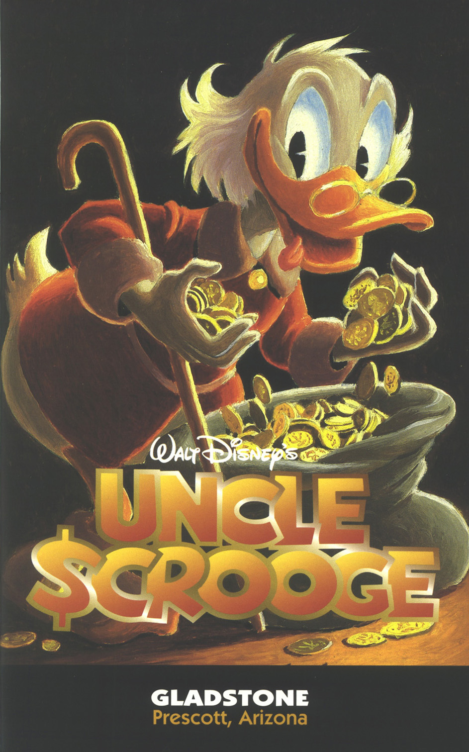Uncle Scrooge (1953) Issue #314 #314 - English 3