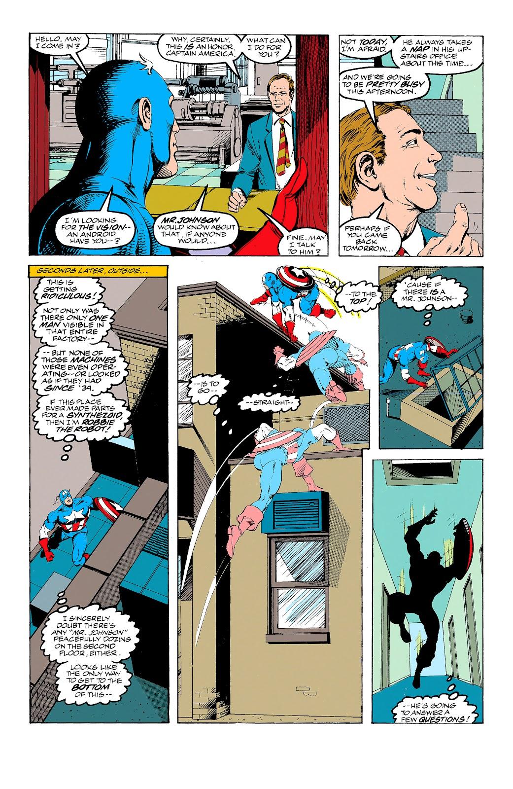 Captain America (1968) _Annual 11 #11 - English 8