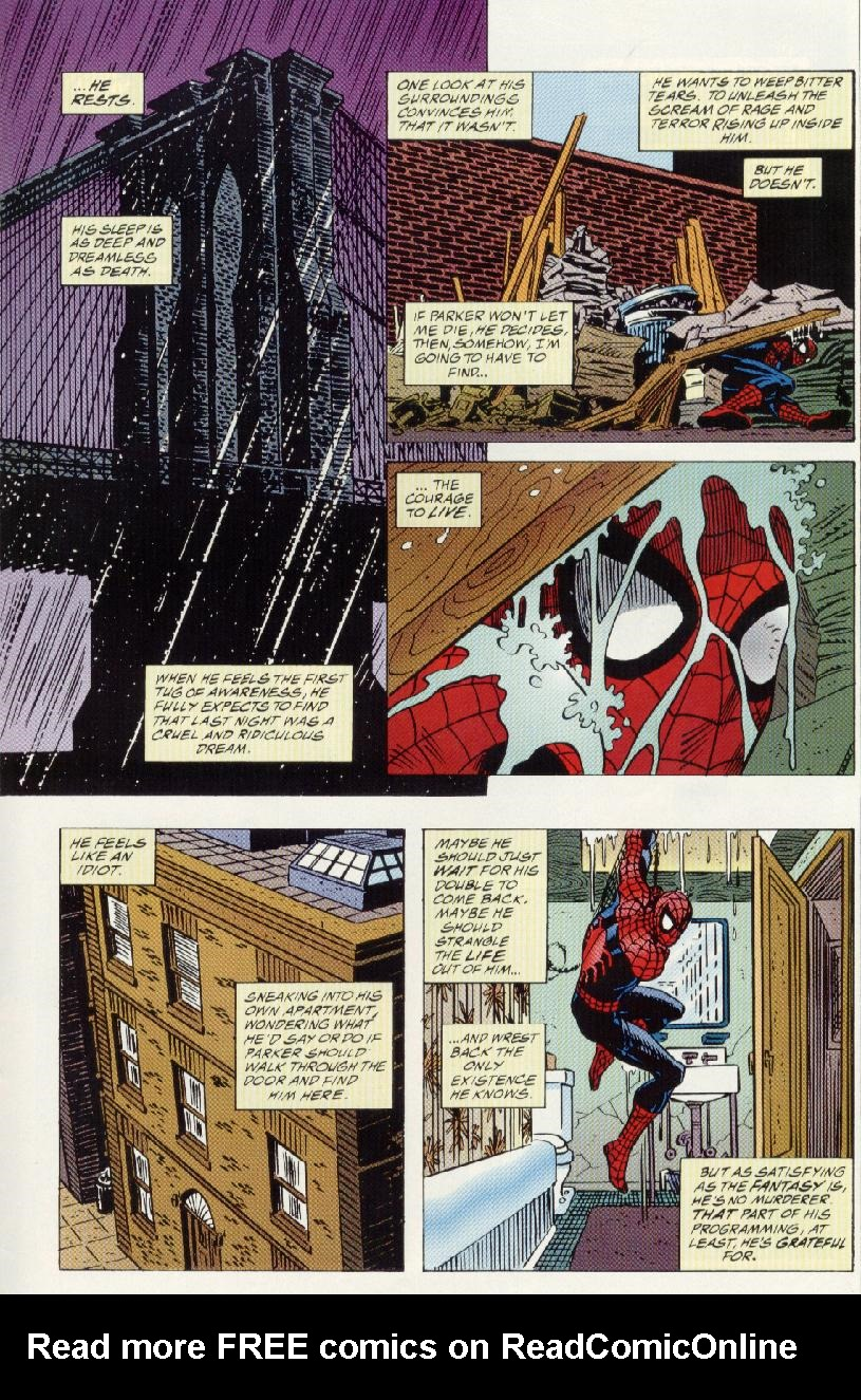 Read online Spider-Man: The Lost Years comic -  Issue #0 - 47