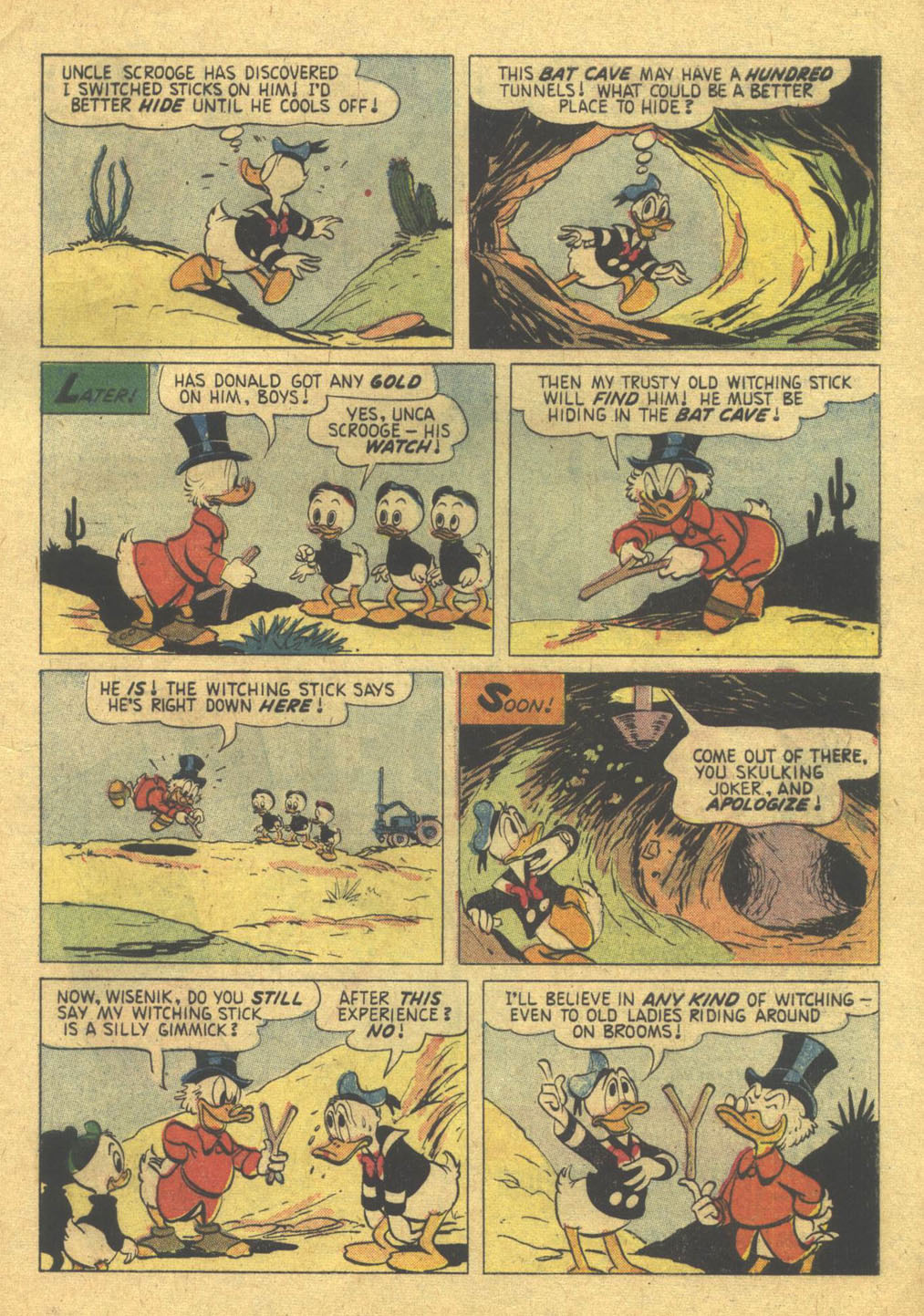 Uncle Scrooge (1953) Issue #28 #28 - English 33