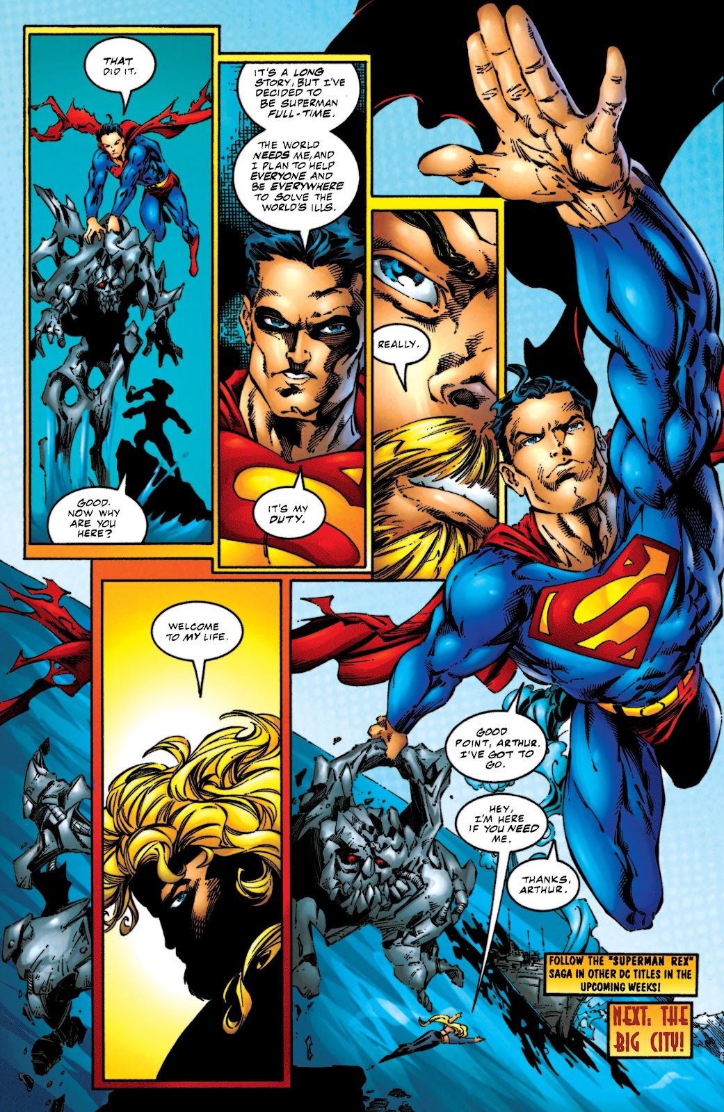 Aquaman (1994) Issue #53 #59 - English 23