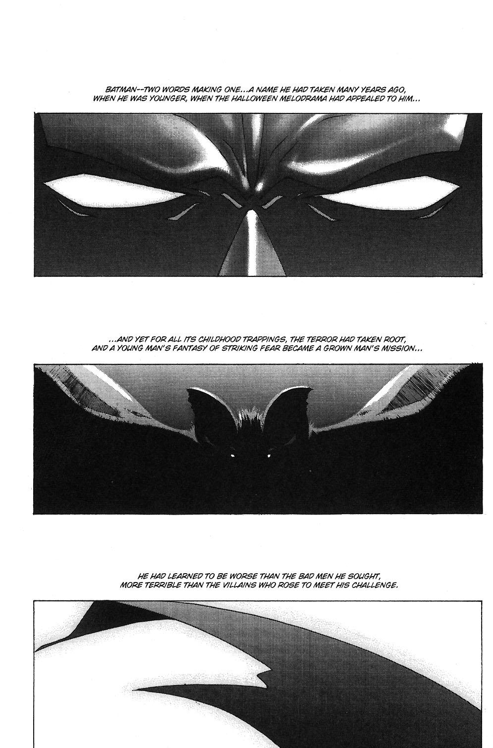Read online Batman: Child of Dreams comic -  Issue # Full - 11