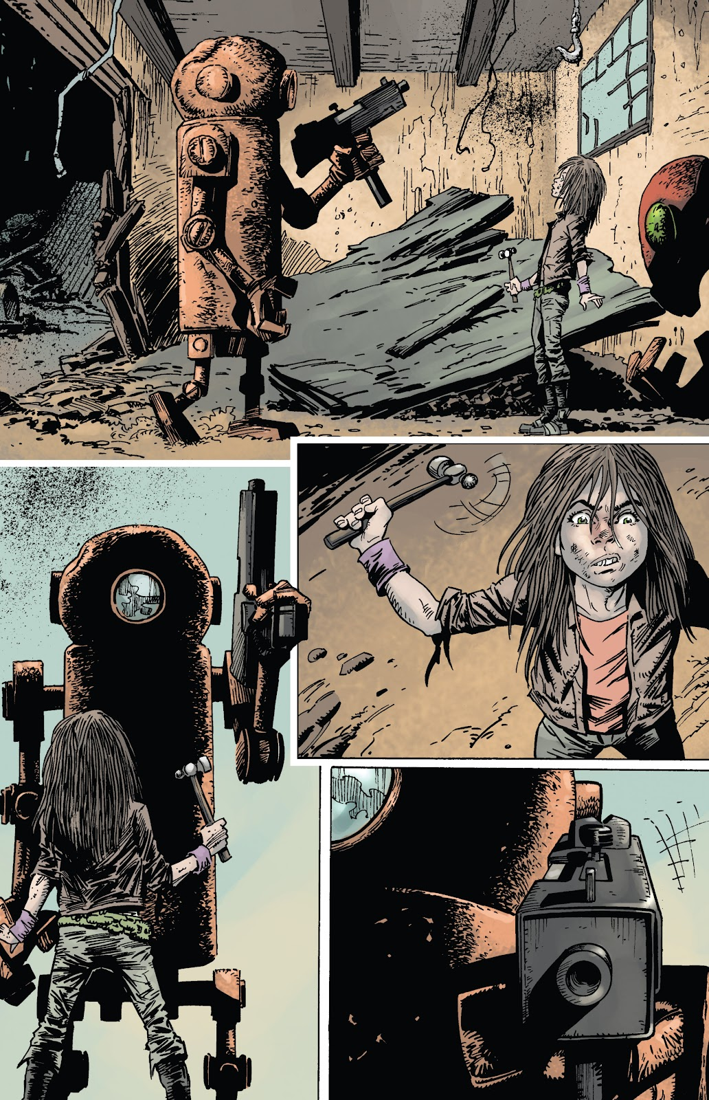 Zombies vs Robots (2015) Issue #1 Page 24