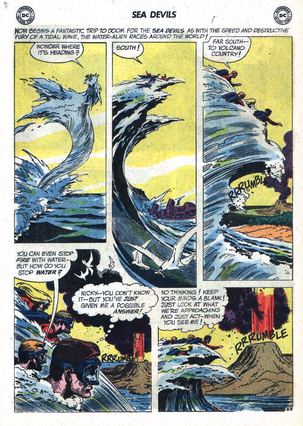 Read online Sea Devils comic -  Issue #7 - 31