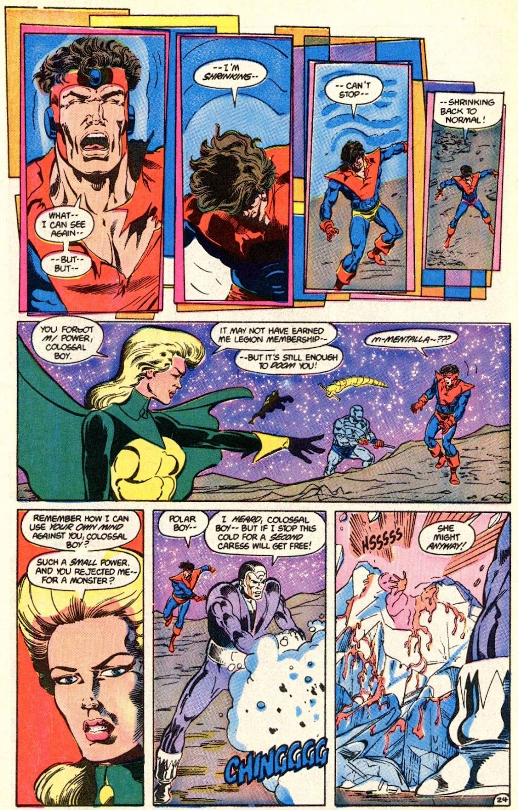 Tales of the Legion Issue #350 #37 - English 25