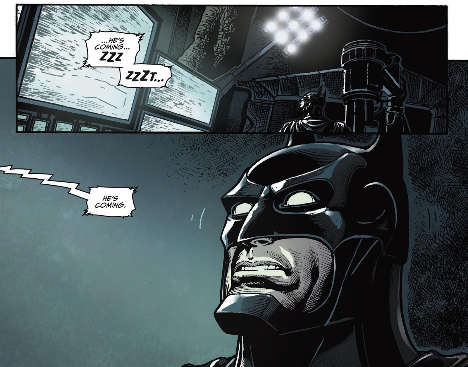Injustice: Gods Among Us [I] Issue #35 #36 - English 4