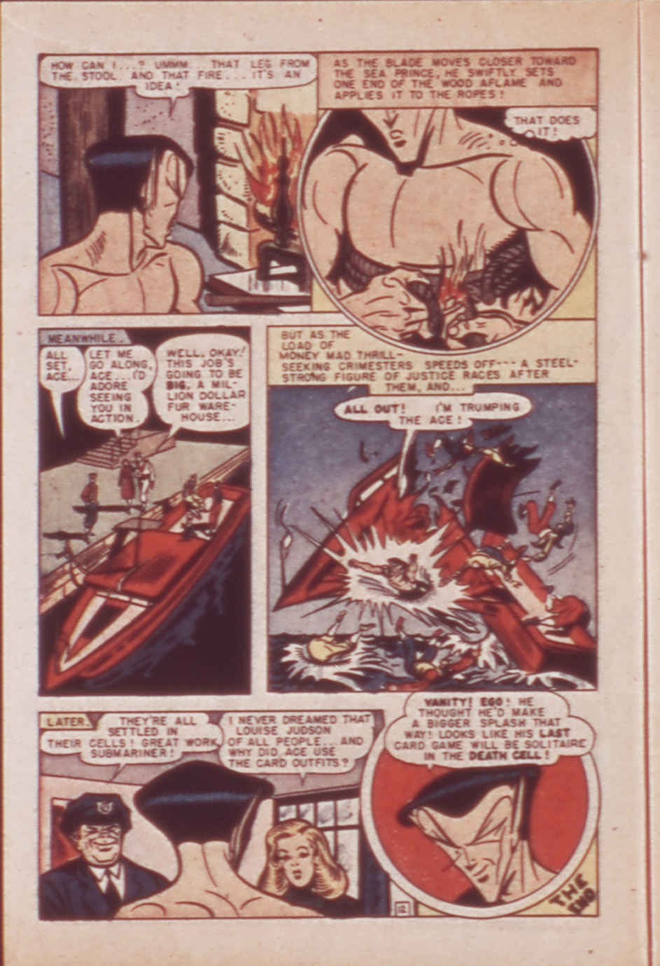 Sub-Mariner Comics Issue #21 #21 - English 14