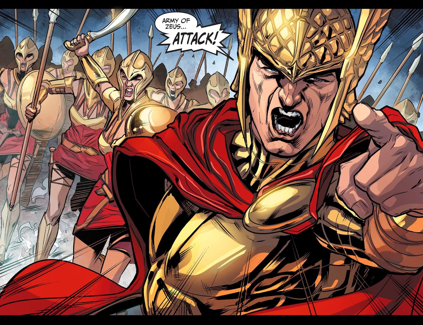 Injustice: Gods Among Us Year Four Issue #10 #11 - English 7