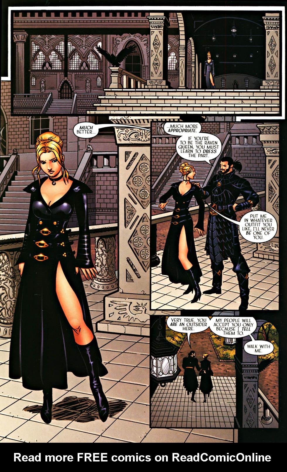 Read online Scion comic -  Issue #37 - 12