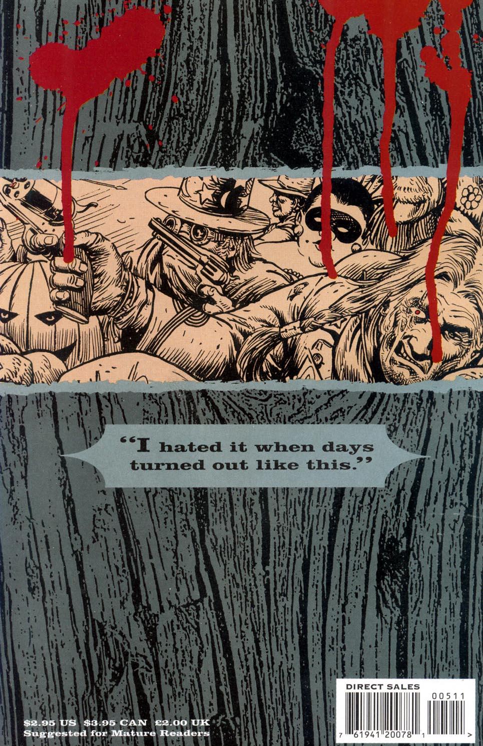 Jonah Hex: Two-Gun Mojo Issue #5 #5 - English 36