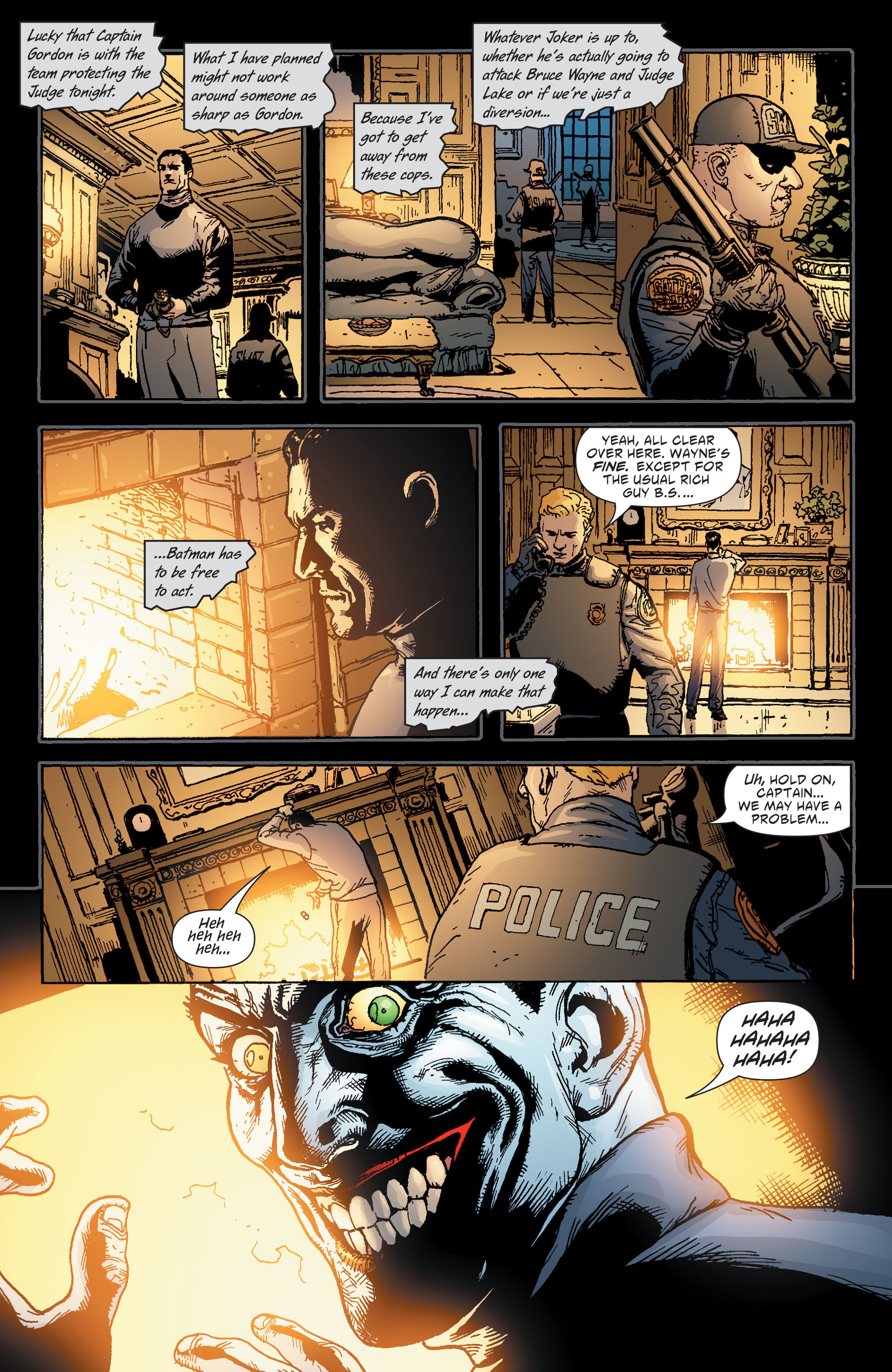 Batman: The Man Who Laughs chap 1 pic 56