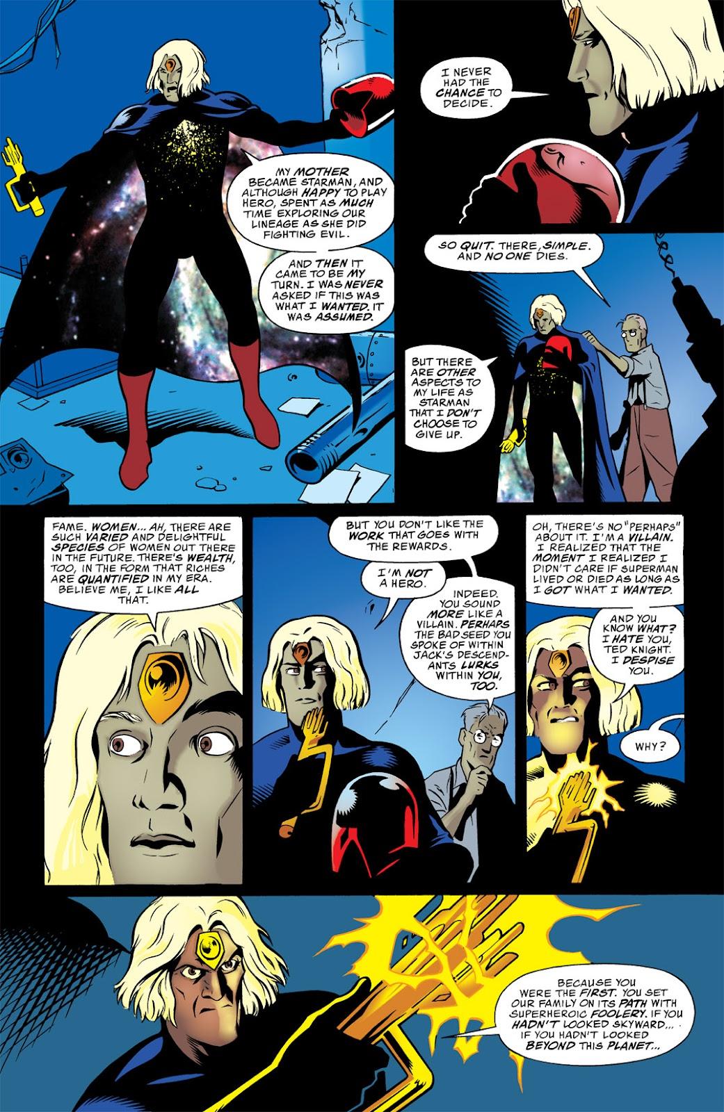 Starman (1994) Issue #1000000 #83 - English 17