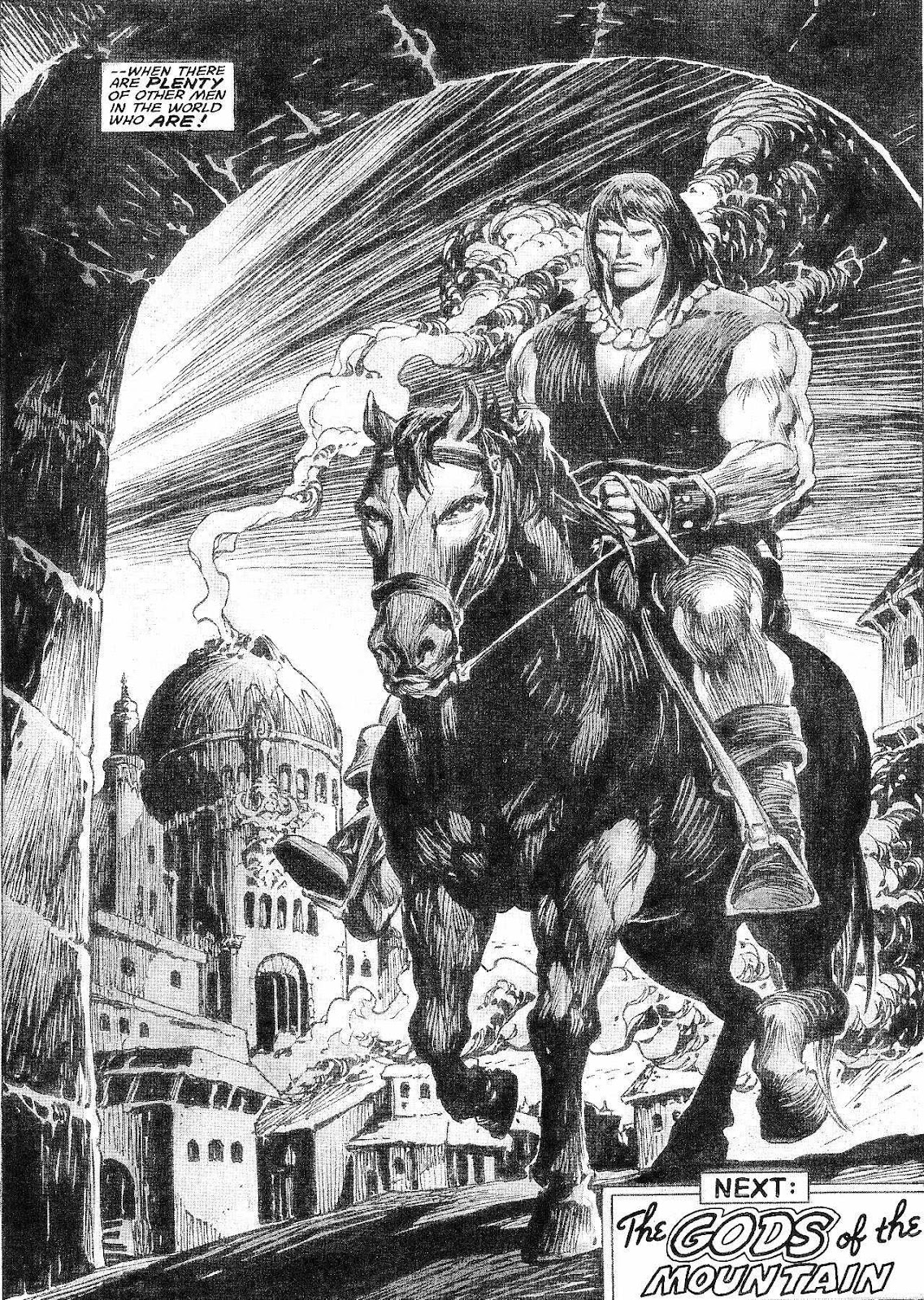 The Savage Sword Of Conan Issue #210 #211 - English 46