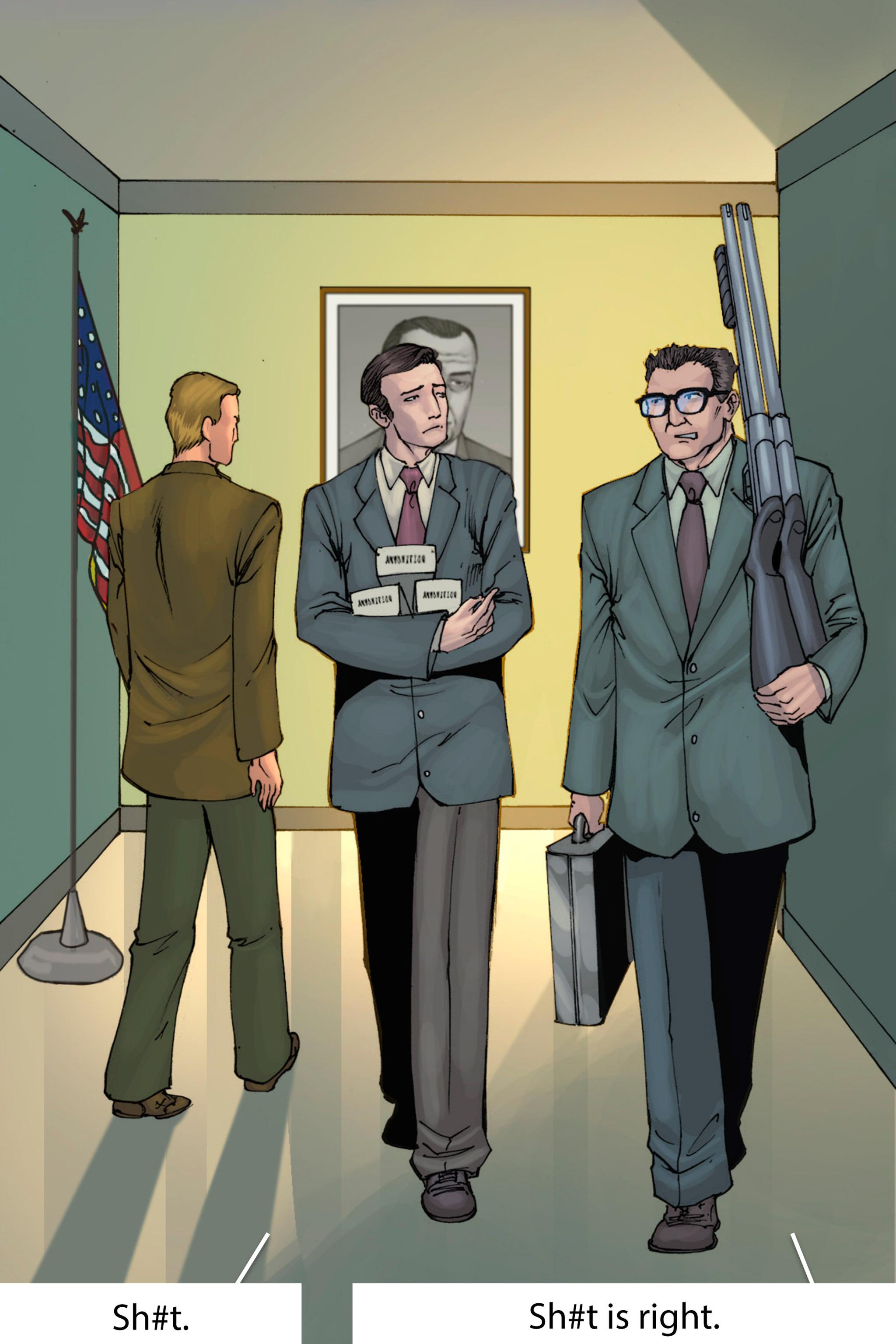 Read online Z-Men comic -  Issue #1 - 99