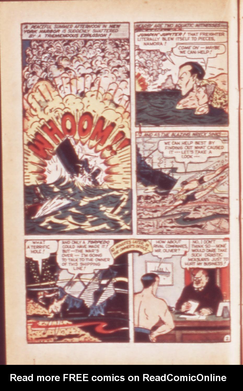 Sub-Mariner Comics #24 #24 - English 18
