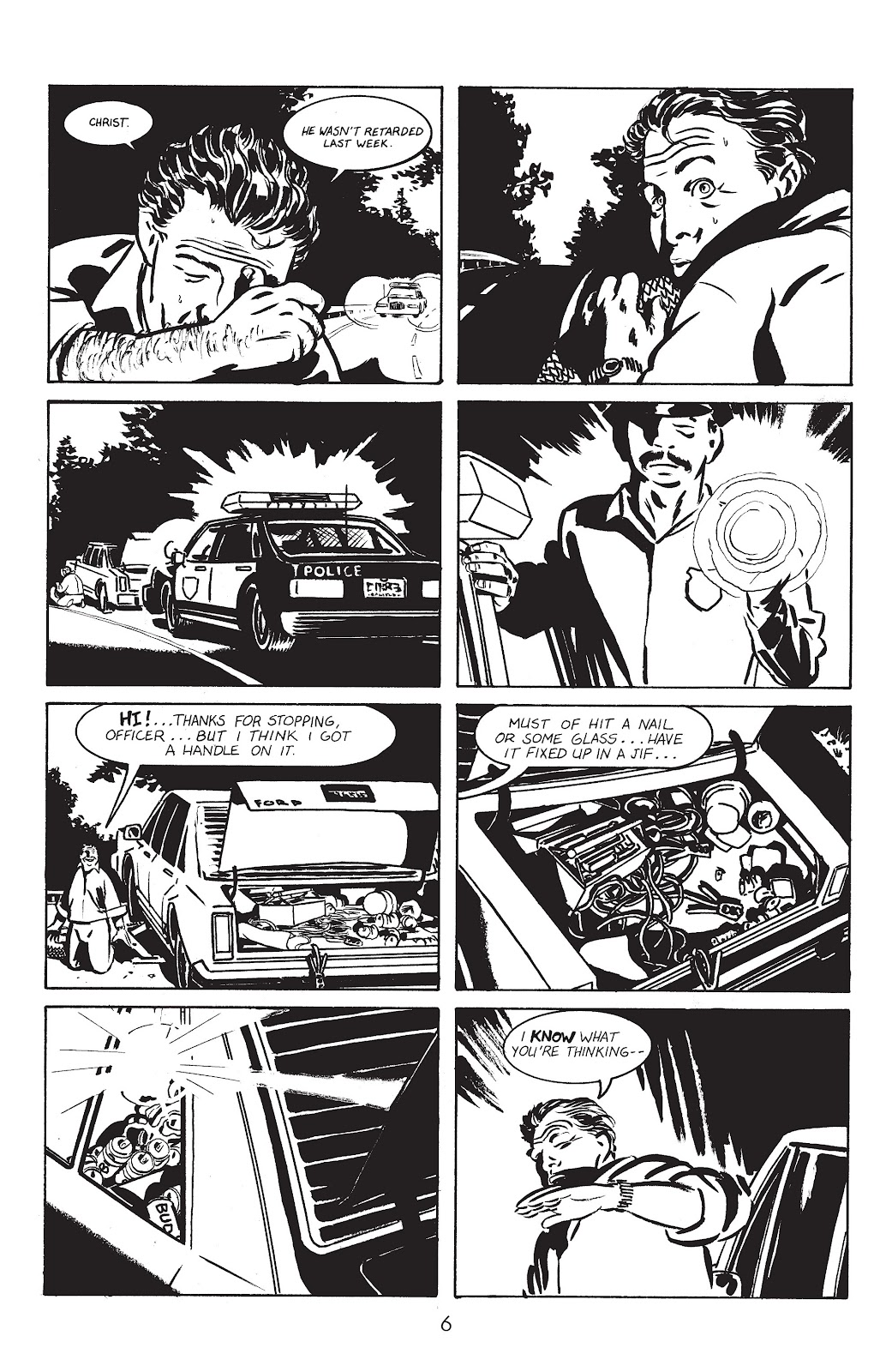 Stray Bullets Issue #1 #1 - English 9