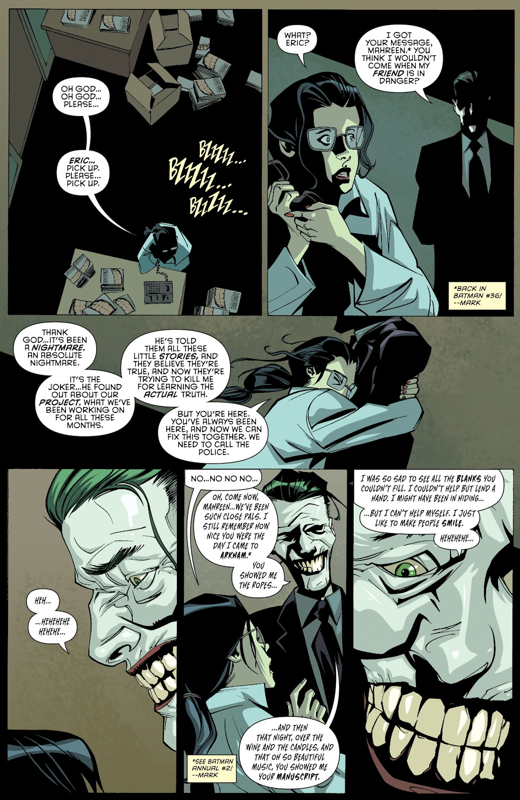 Batman (2011) Issue #39 #58 - English 26