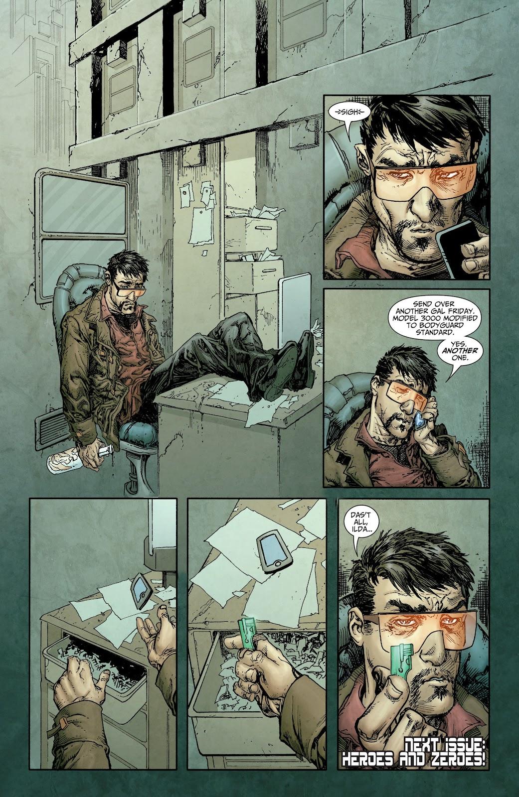 Threshold (2013) Issue #6 #6 - English 20