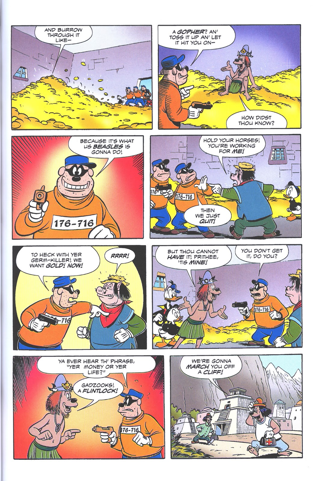 Uncle Scrooge (1953) Issue #369 #369 - English 21