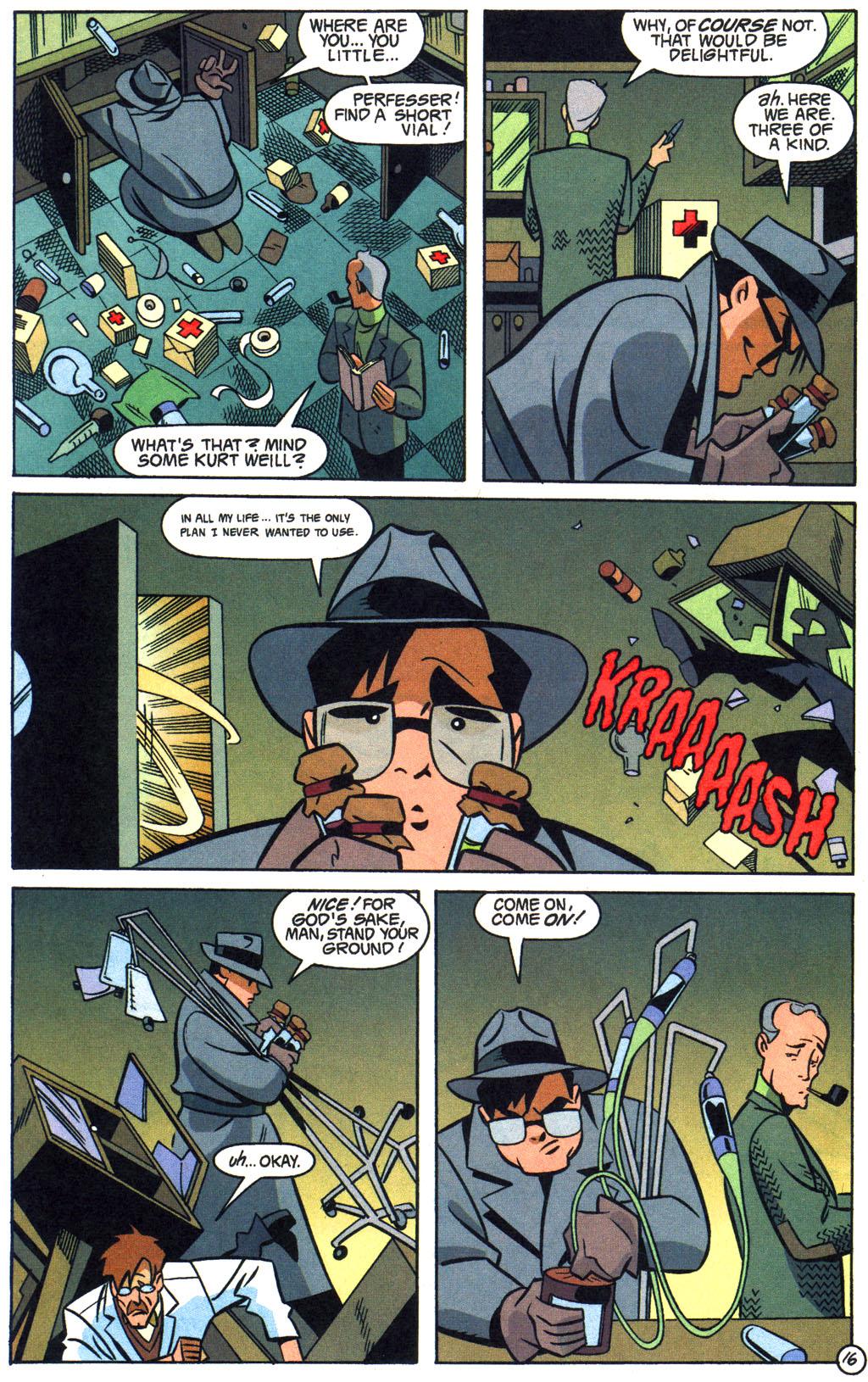 Batman: Gotham Adventures 13 Page 17