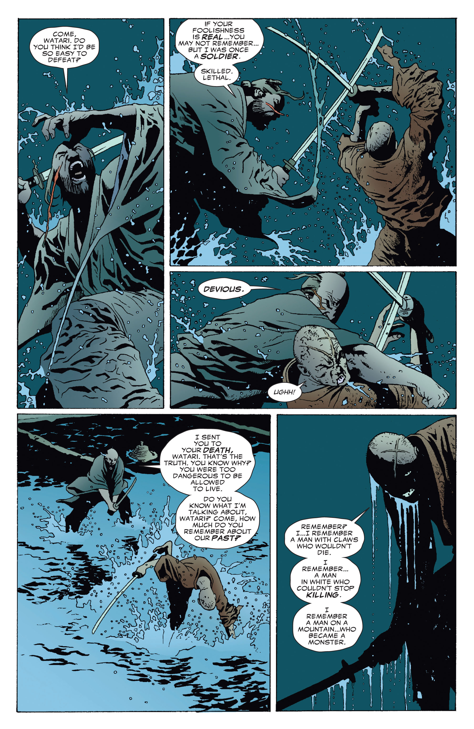 5 Ronin (2011) 5 Page 14