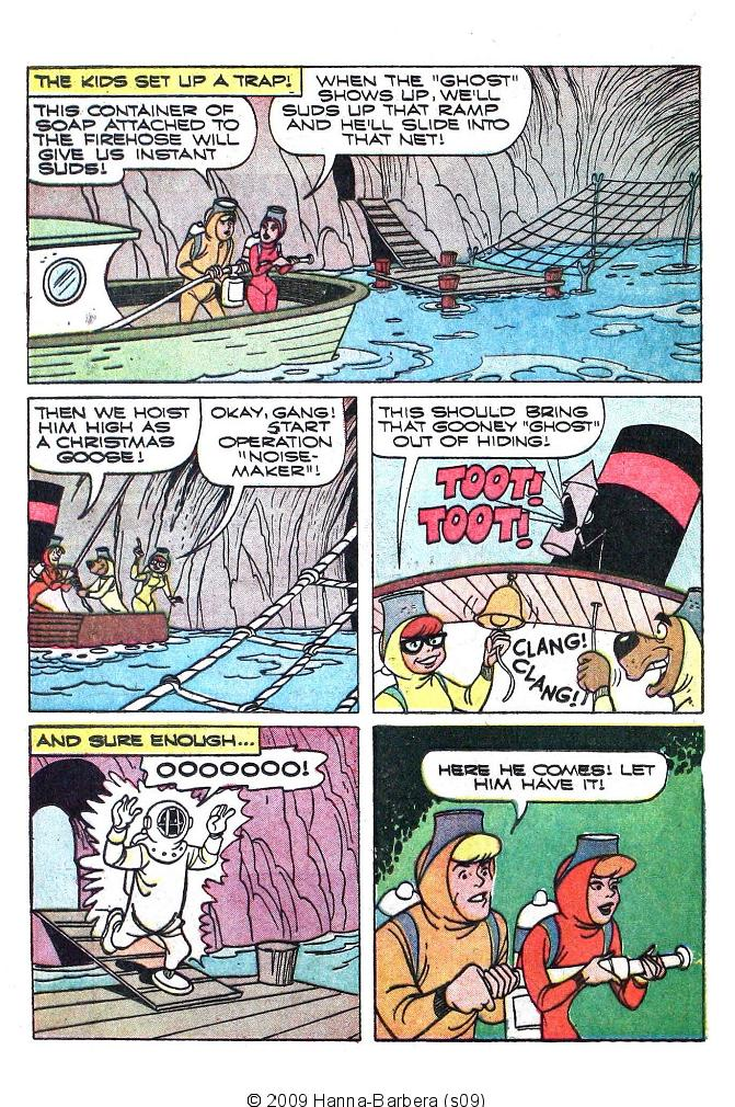 Read online Scooby-Doo... Where Are You! (1970) comic -  Issue #4 - 12