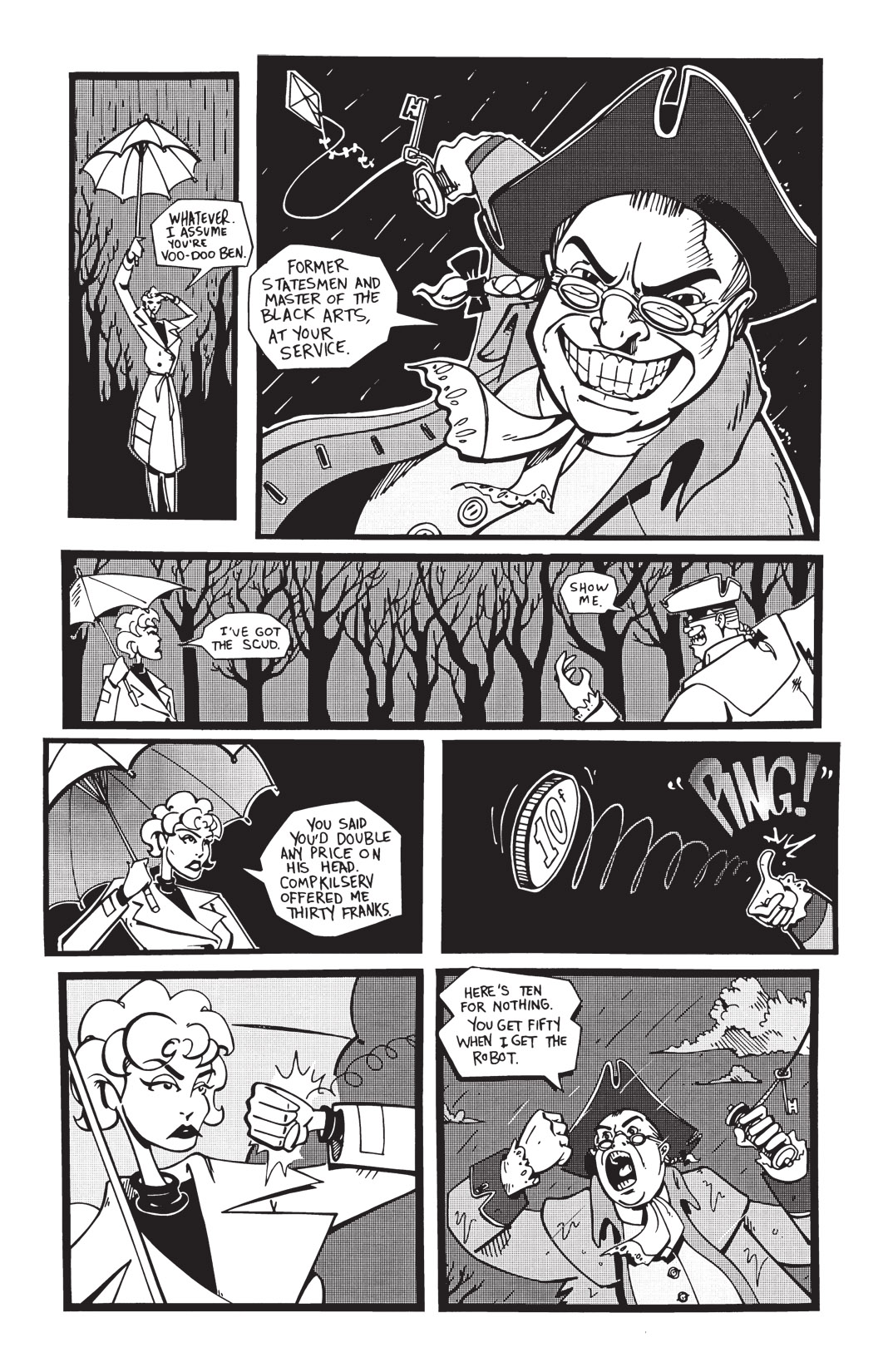 Read online Scud: The Disposable Assassin: The Whole Shebang comic -  Issue # TPB (Part 2) - 141