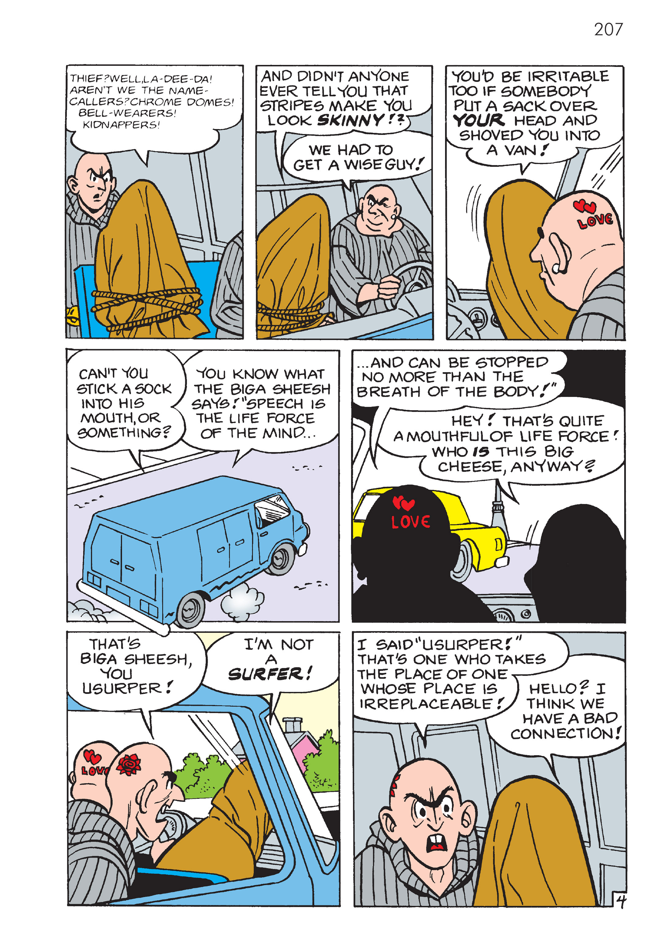 Read online The Best of Archie Comics comic -  Issue # TPB 4 (Part 1) - 208
