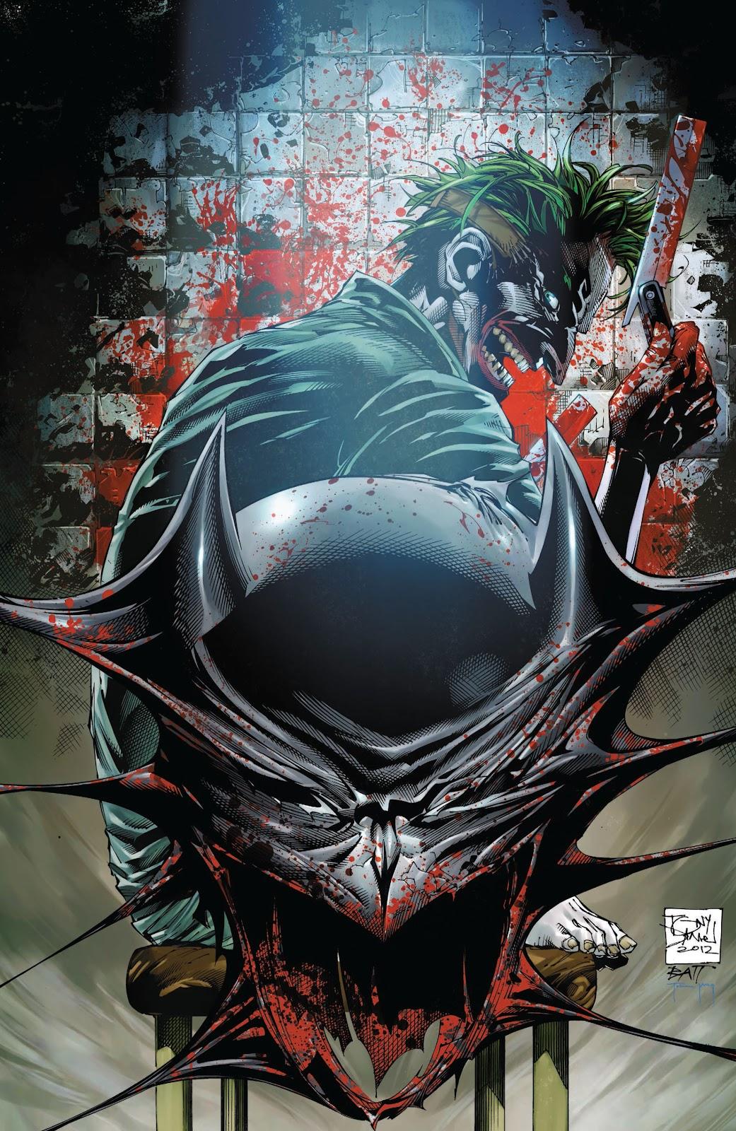 Batman (2011) _TPB 3 #3 - English 164