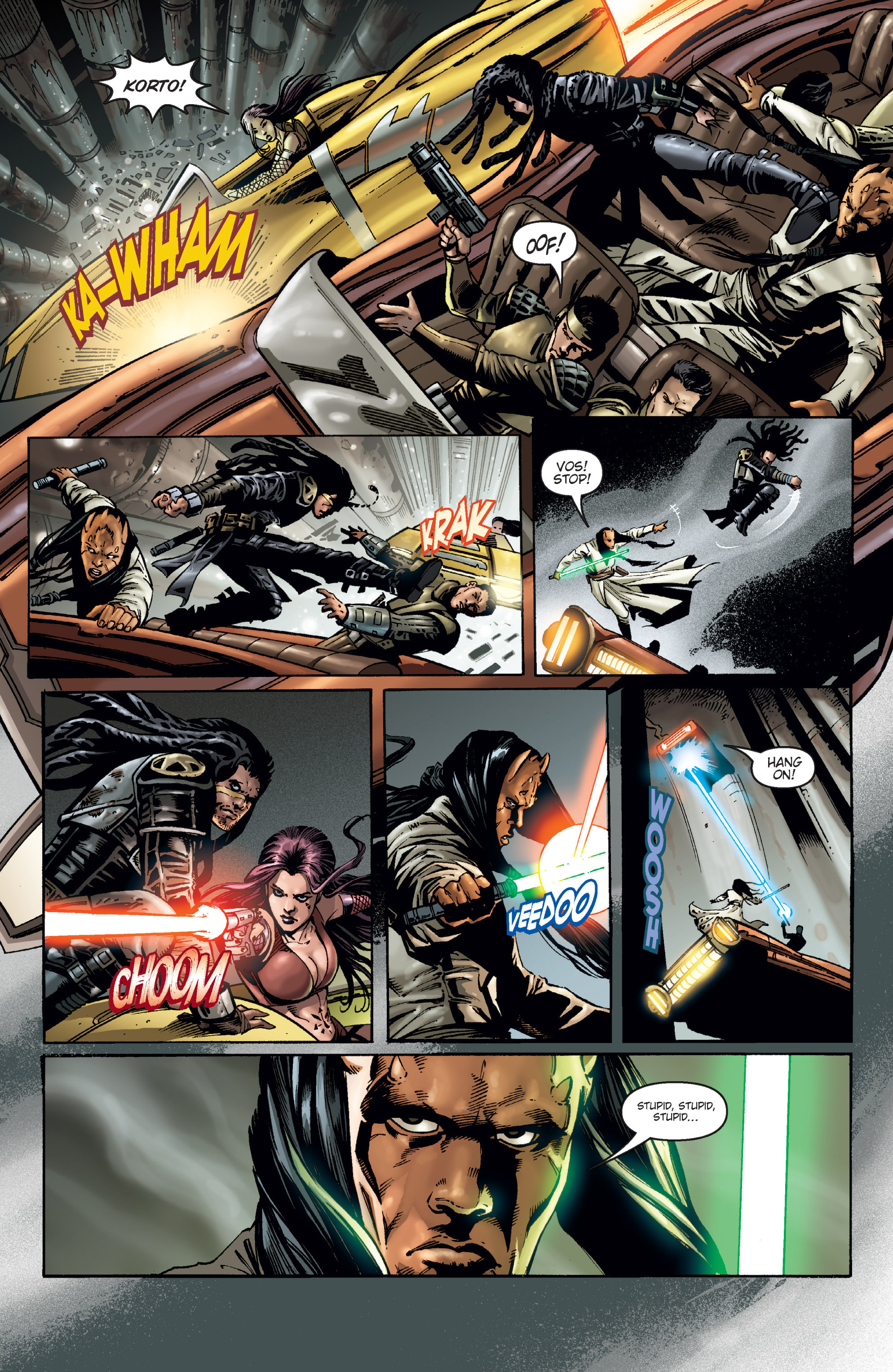 Star Wars Legends Epic Collection: The Clone Wars chap 2 pic 36