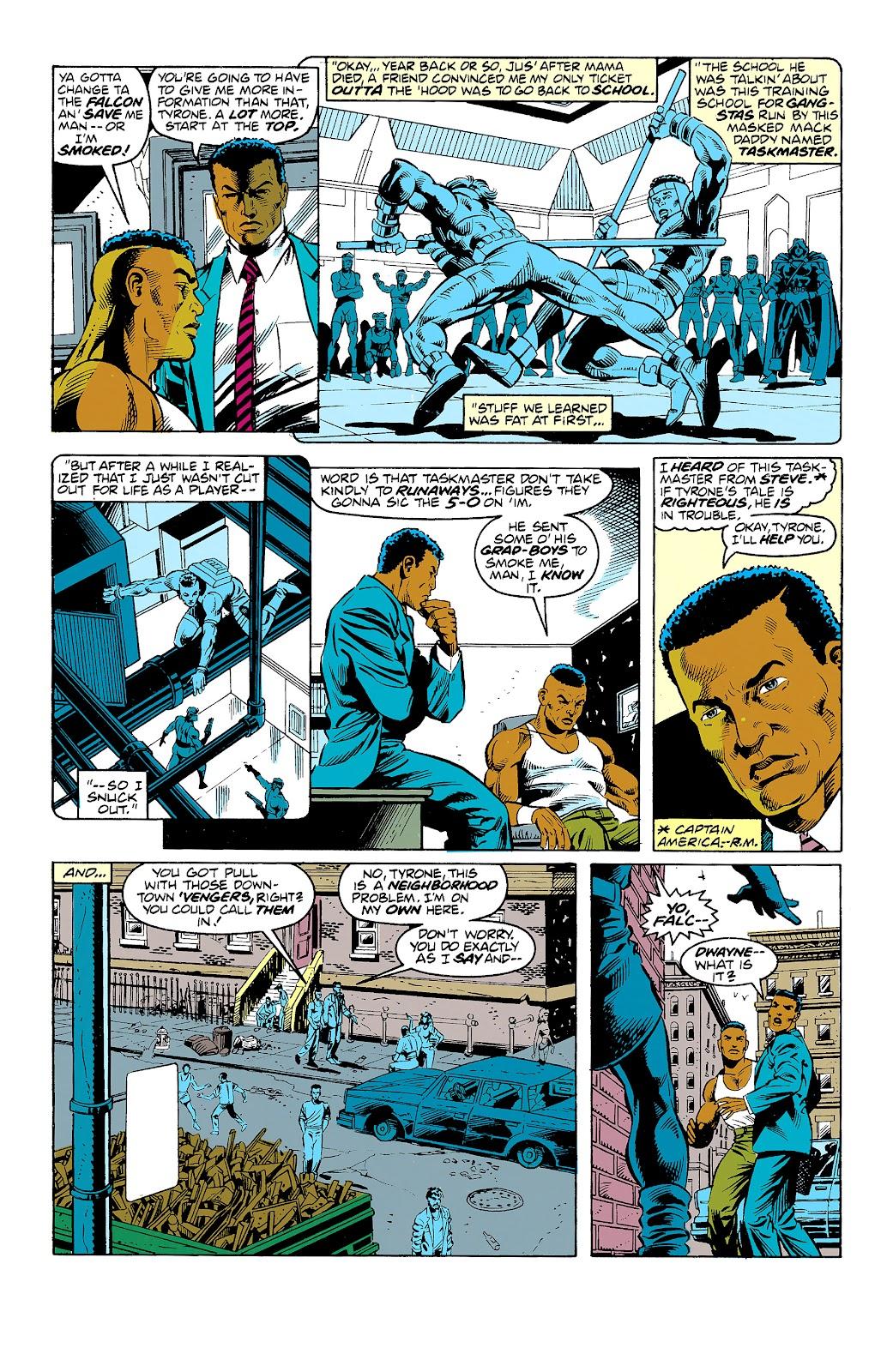 Captain America (1968) _Annual 11 #11 - English 34