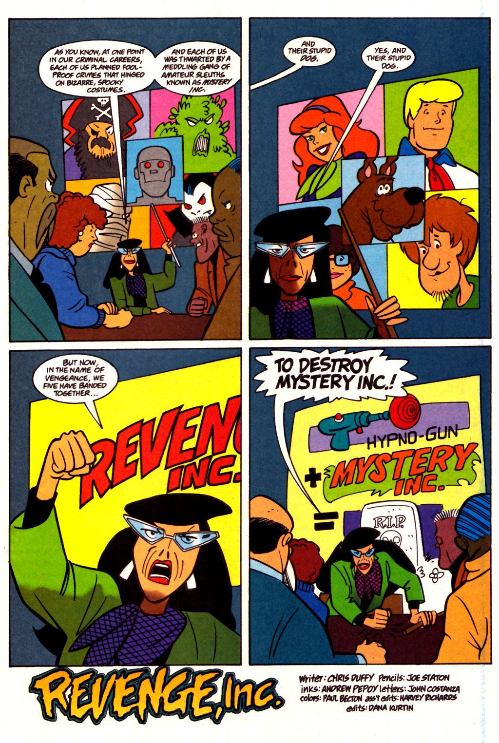 Read online Scooby-Doo (1997) comic -  Issue #21 - 14