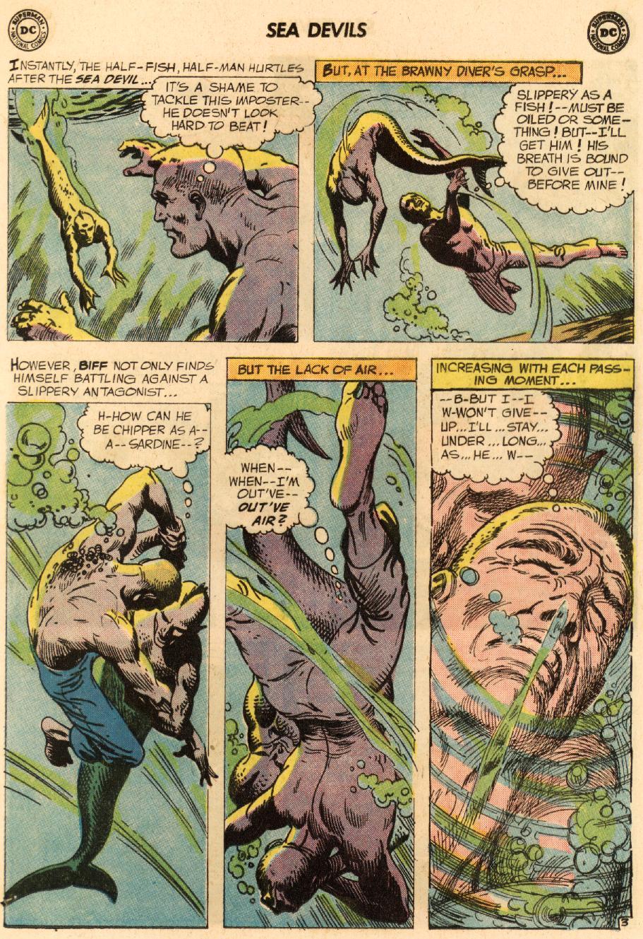 Read online Sea Devils comic -  Issue #8 - 6