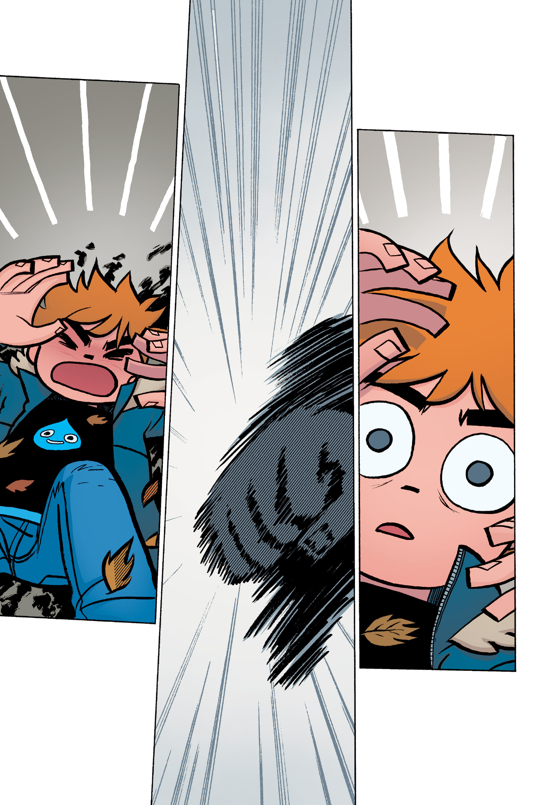 Read online Scott Pilgrim comic -  Issue #6 - 84