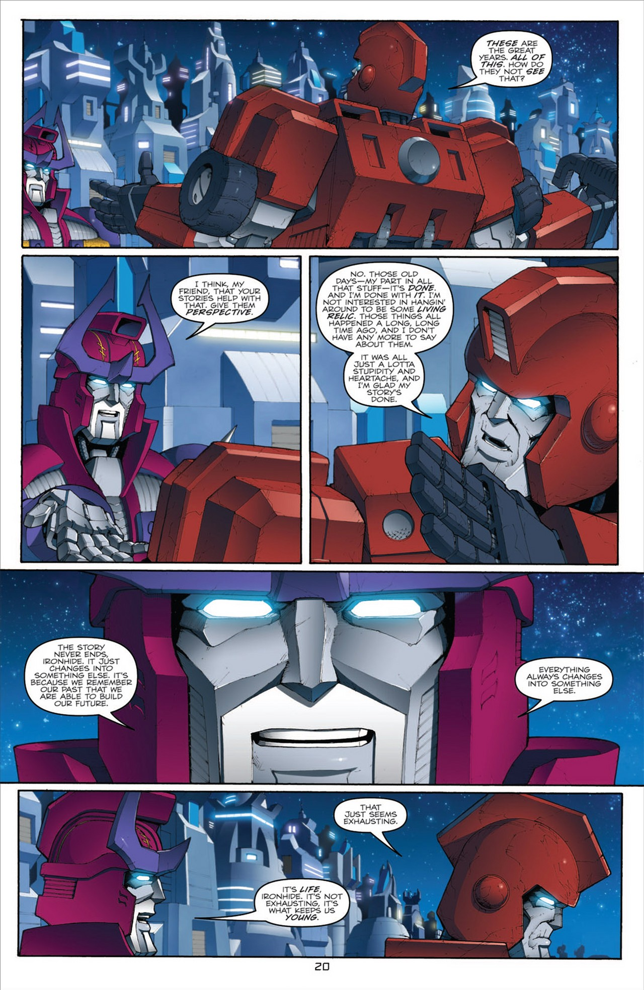 The Transformers (2009) chap 31 pic 24
