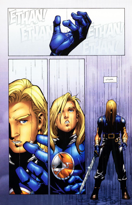 Read online Scion comic -  Issue #1 - 6