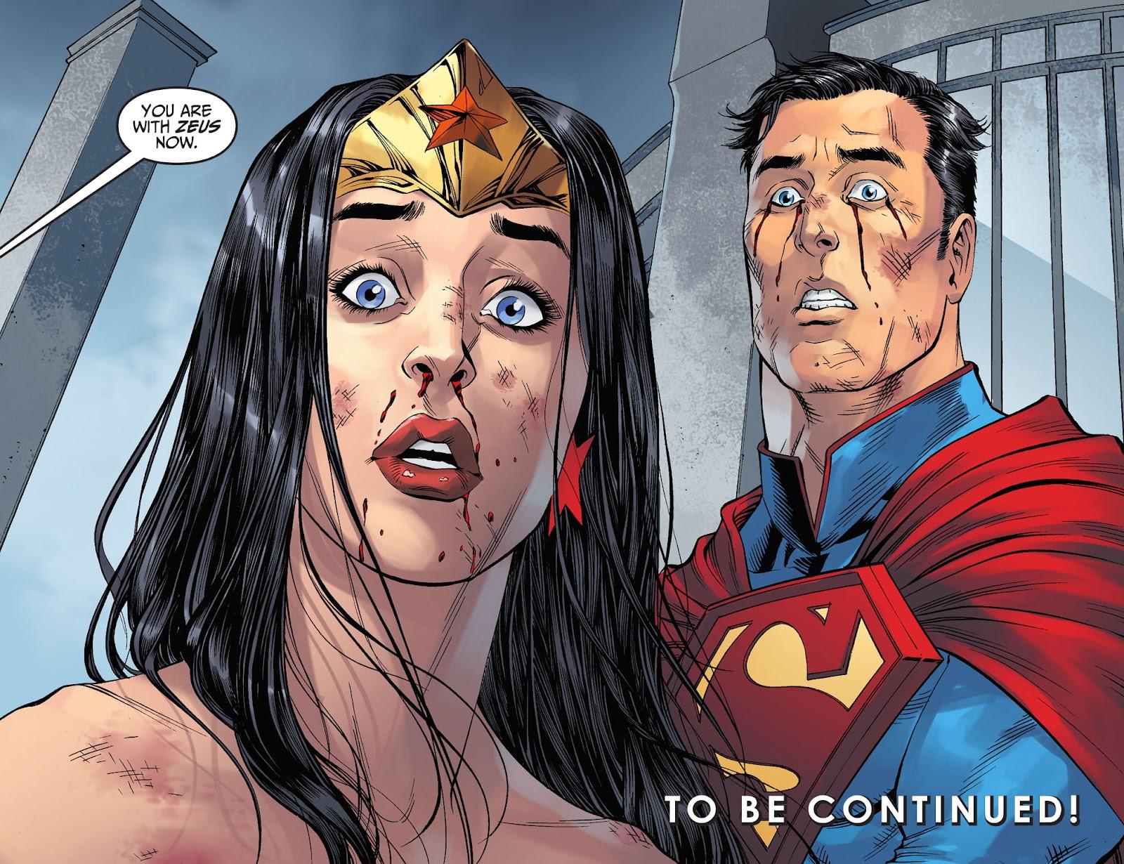 Injustice: Gods Among Us Year Four Issue #11 #12 - English 23