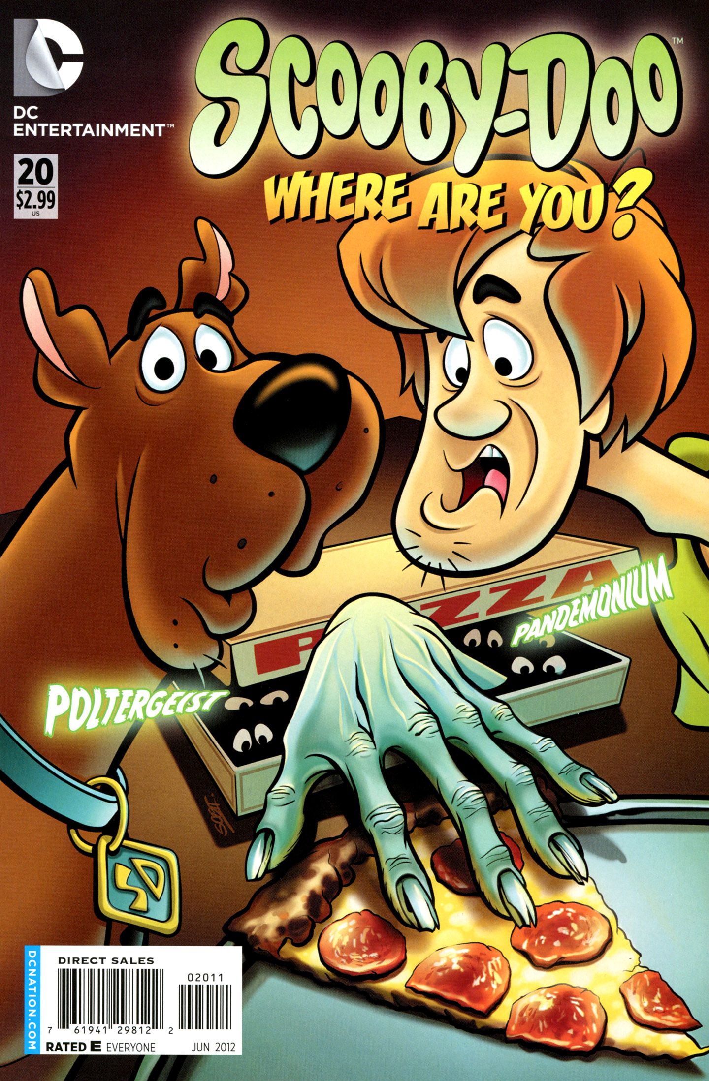 Read online Scooby-Doo: Where Are You? comic -  Issue #20 - 1