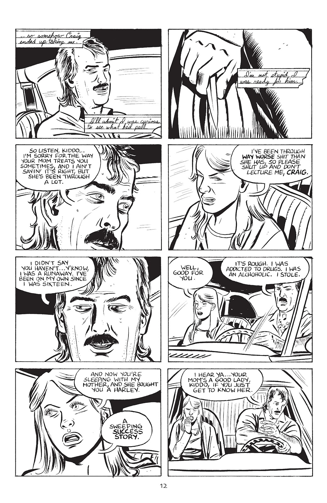 Stray Bullets Issue #36 #36 - English 14